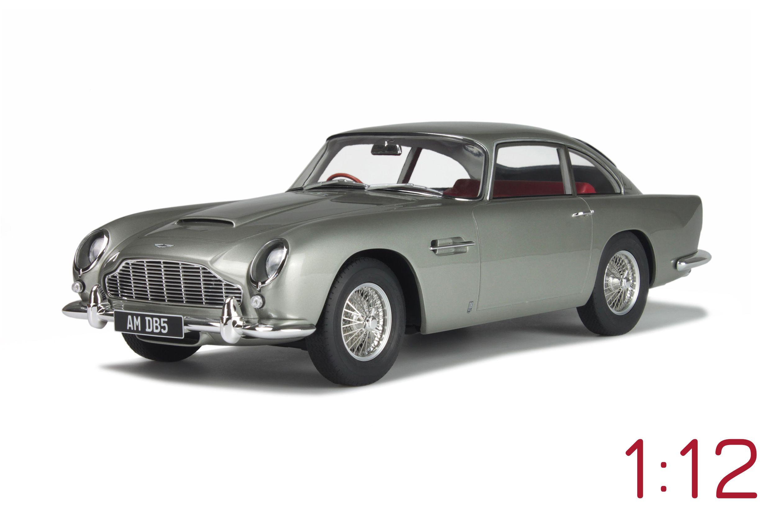 Aston Martin Db5 Model Car Collection Gt Spirit
