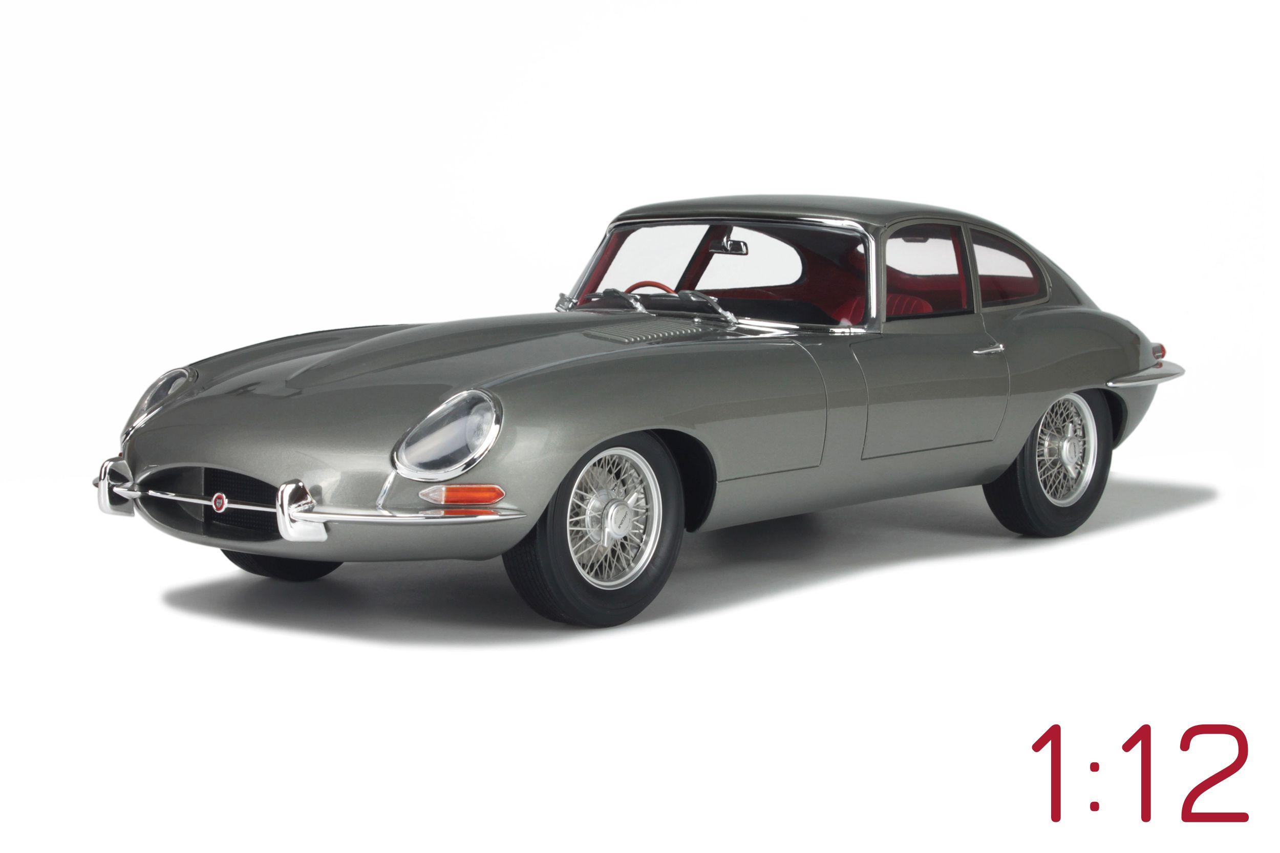 Jaguar E Type >> Jaguar E Type Model Car Collection Gt Spirit