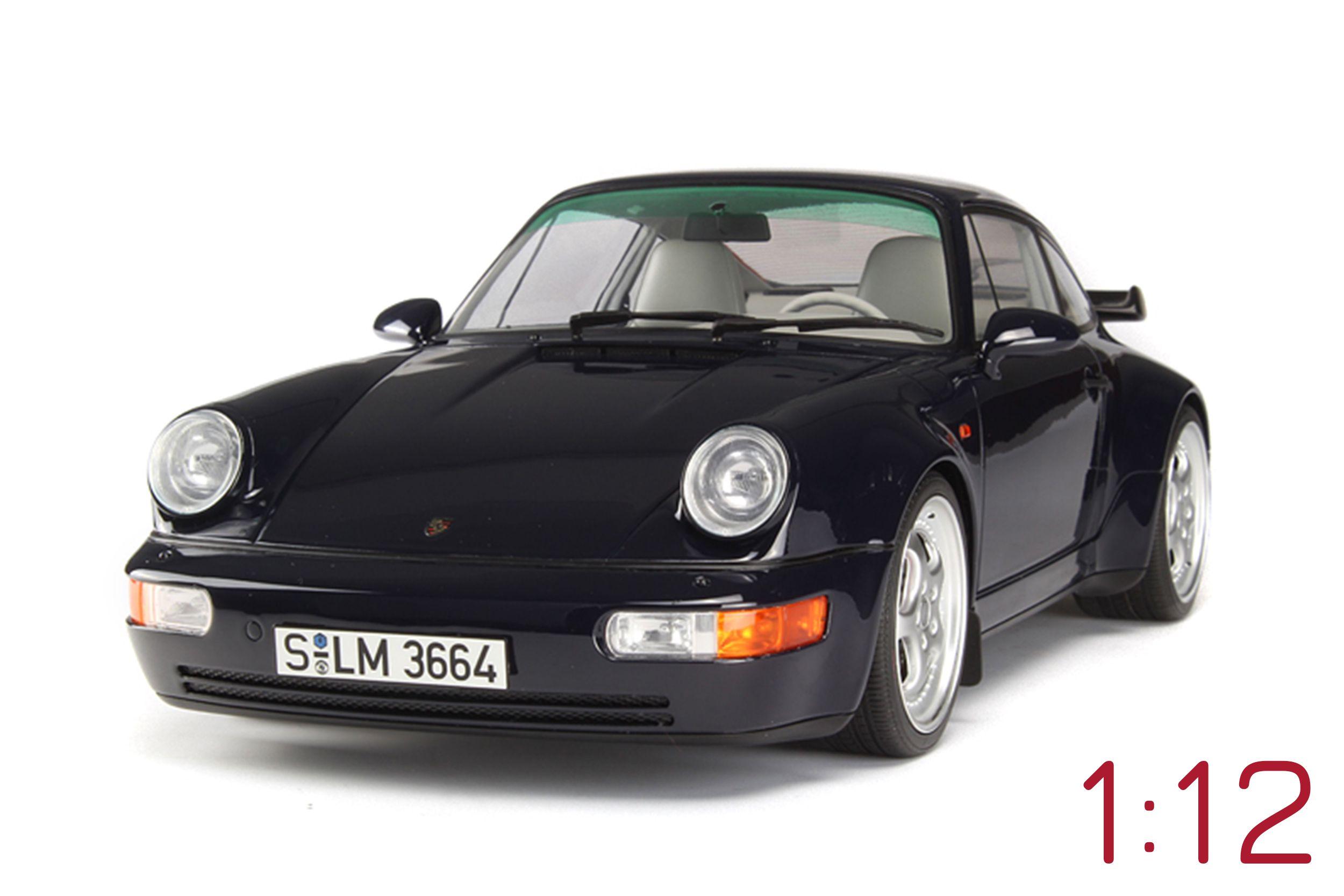 porsche 911 964 turbo 3 6 voiture miniature de collection gt spirit. Black Bedroom Furniture Sets. Home Design Ideas