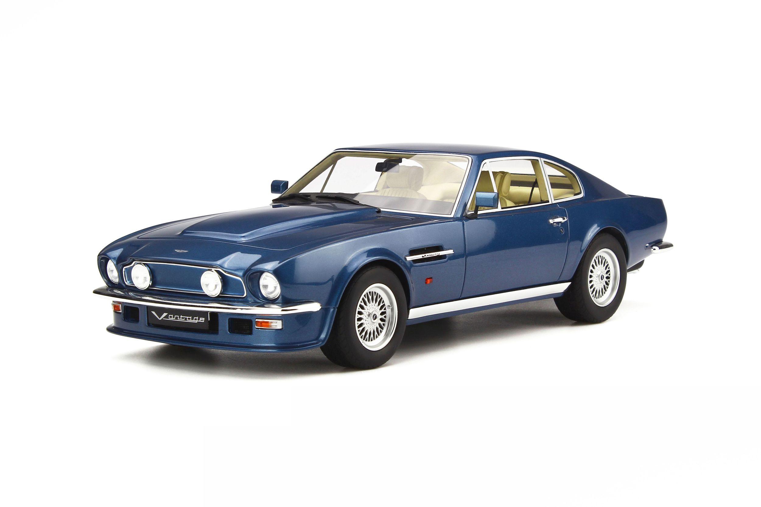 Aston Martin V8 Vantage V580 X Pack Model Car Collection Gt Spirit