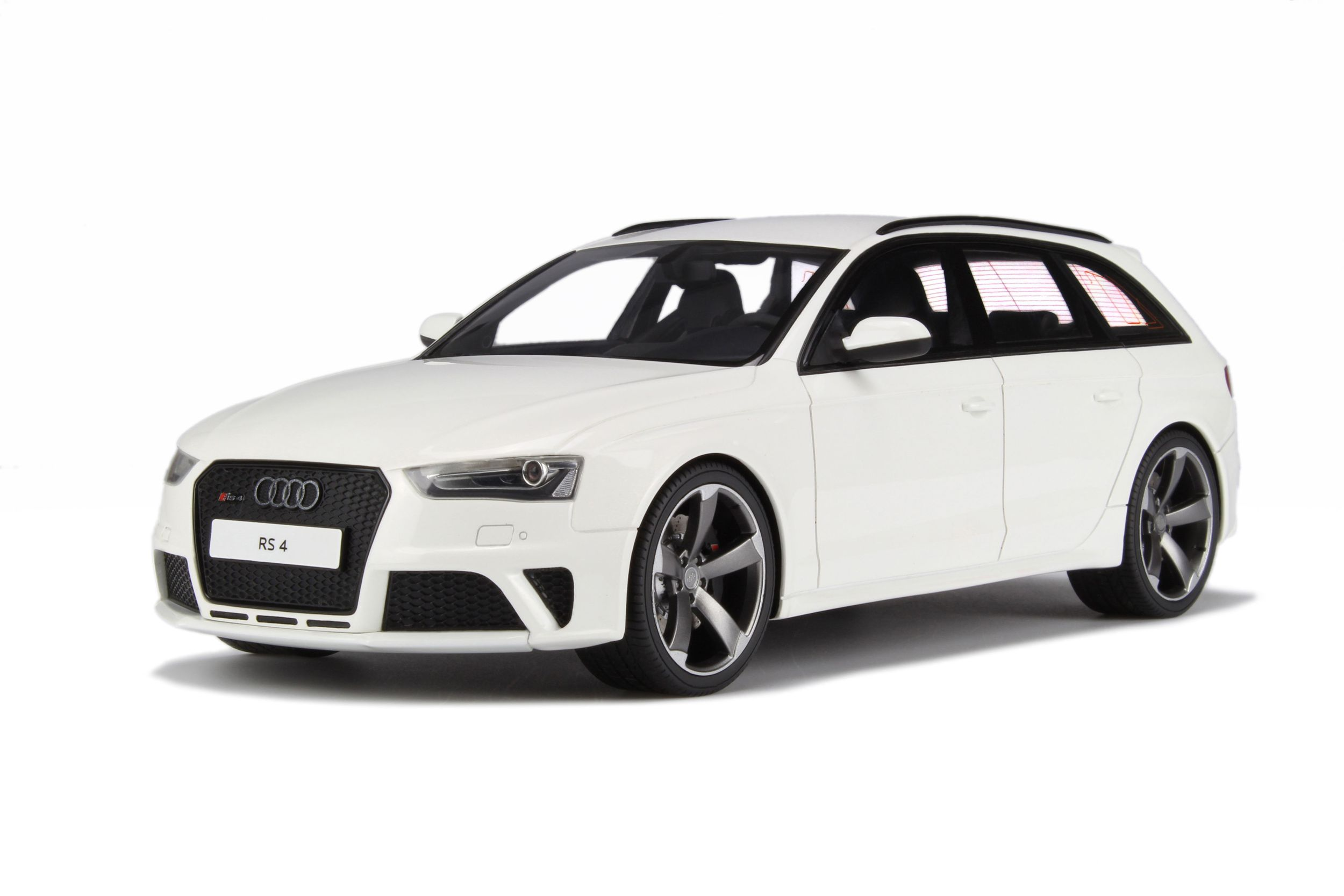 Audi Rs 4 B8 Model Car Collection Gt Spirit