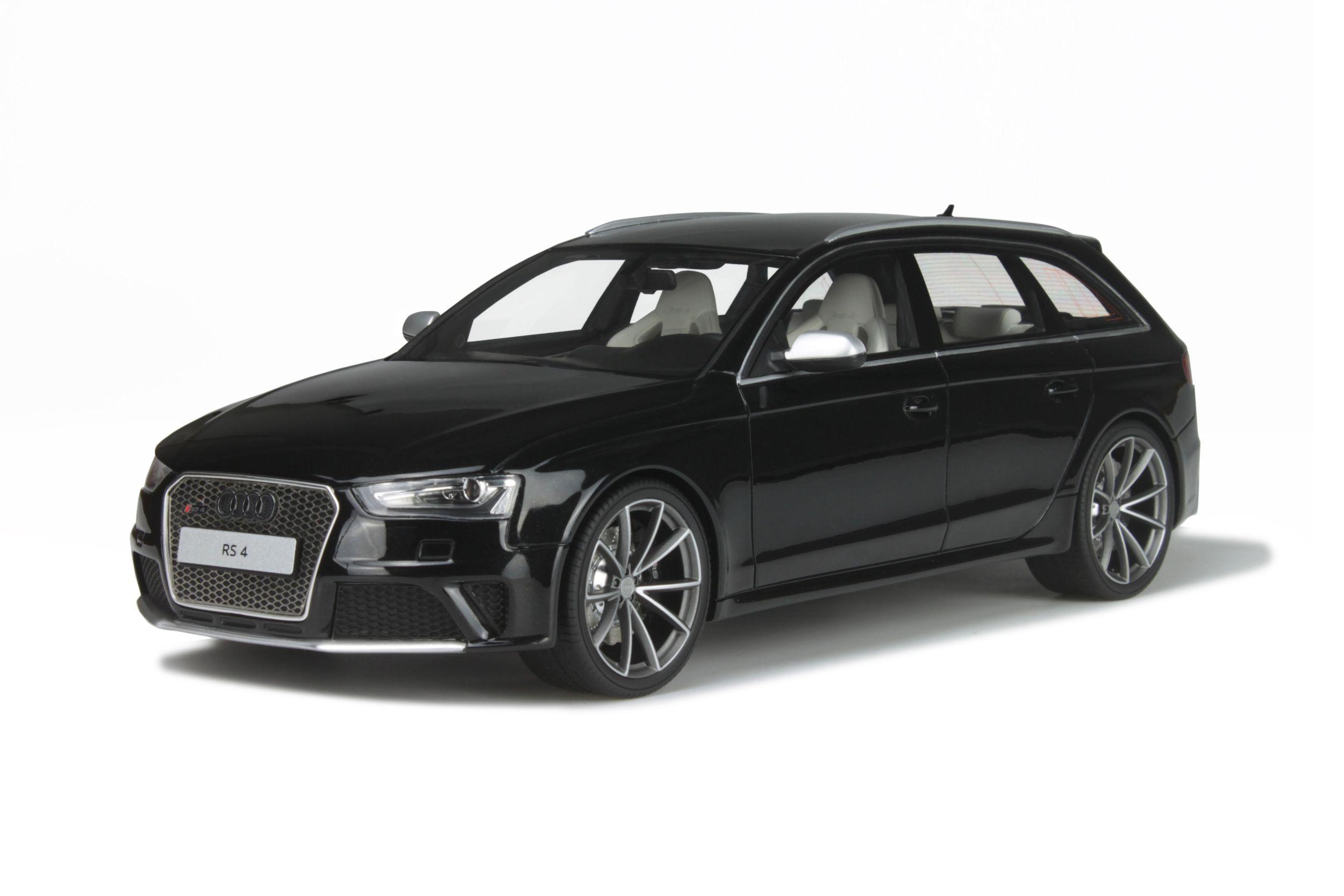 Audi RS B Model Car Collection GT SPIRIT - Audi rs4