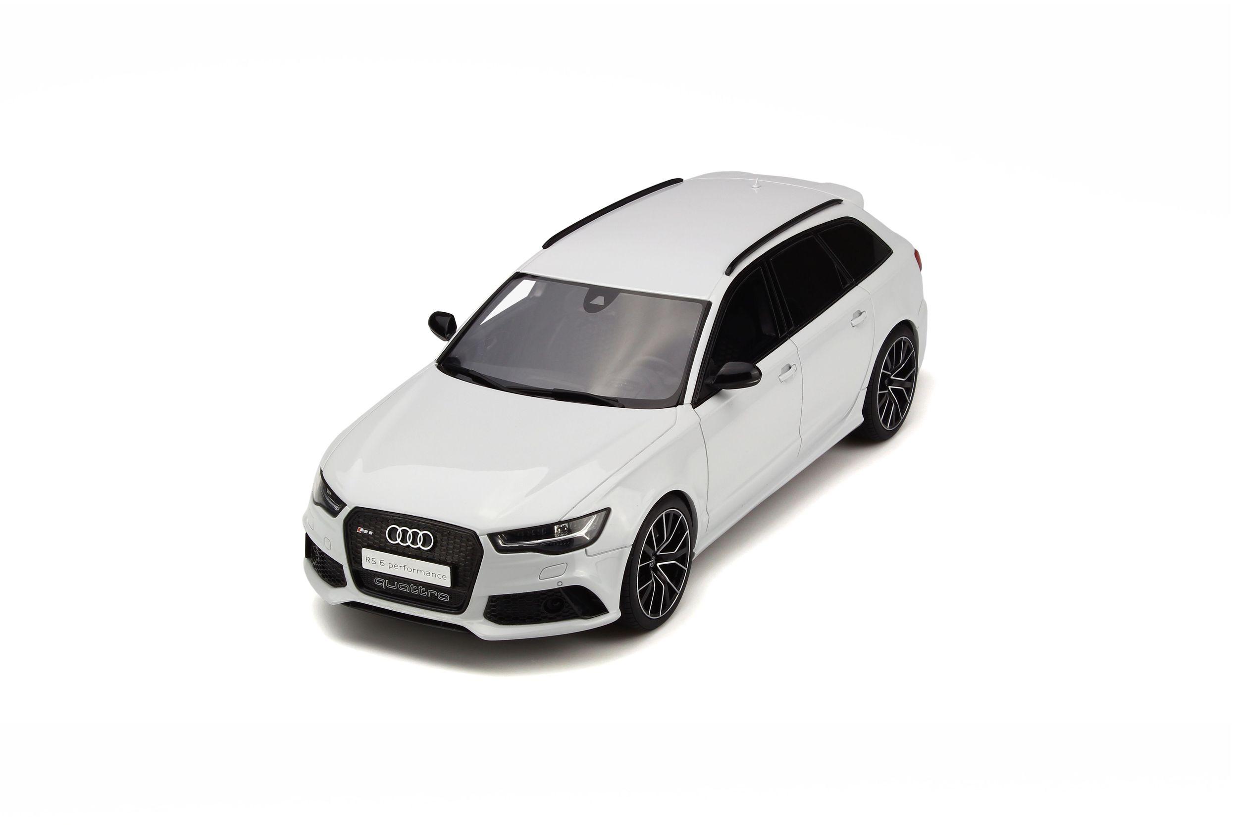 Audi Rs 6 C7 Avant Performance Model Car Collection Gt Spirit