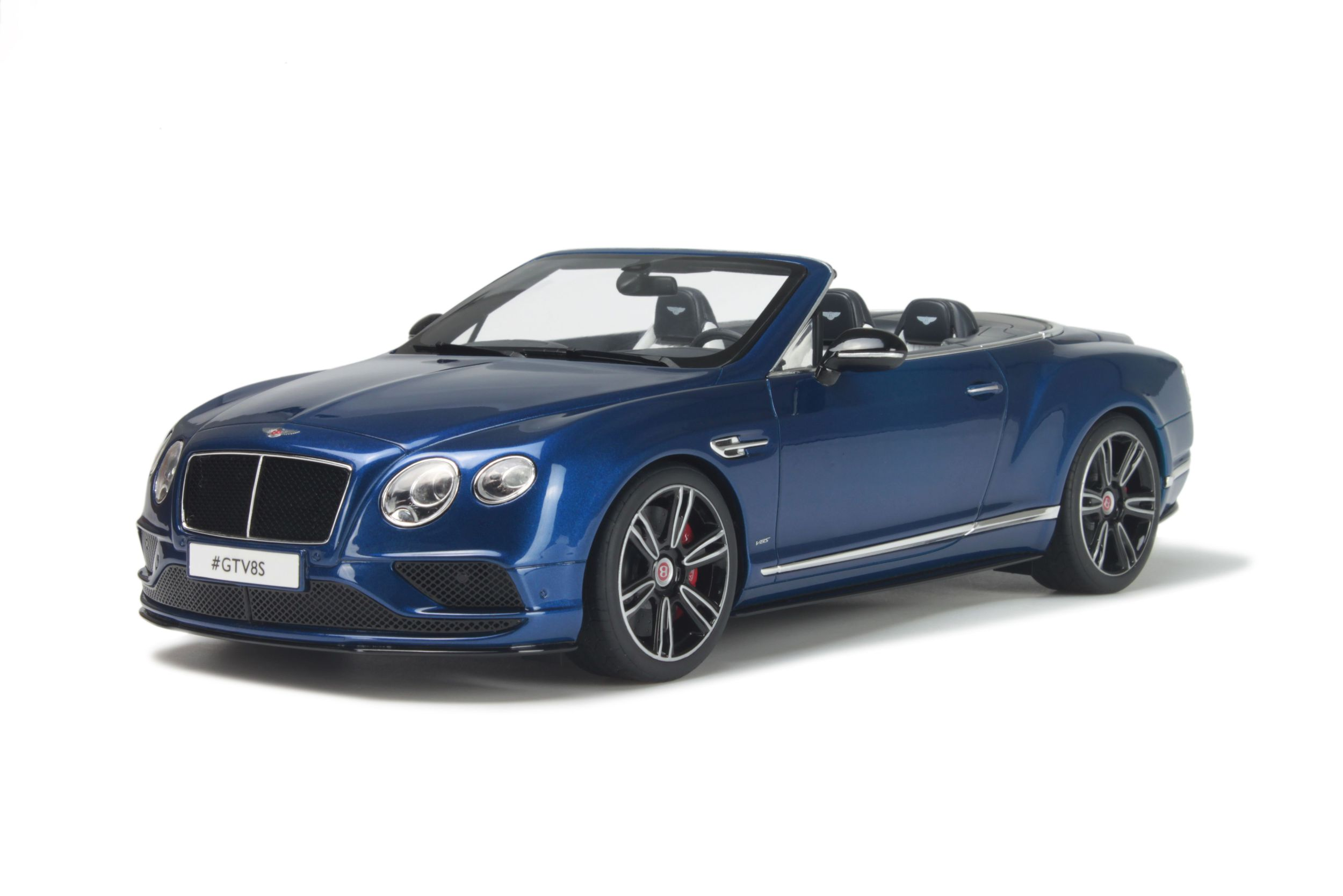 Bentley Continental Gt V8 S Cabriolet Model Car Collection Gt Spirit