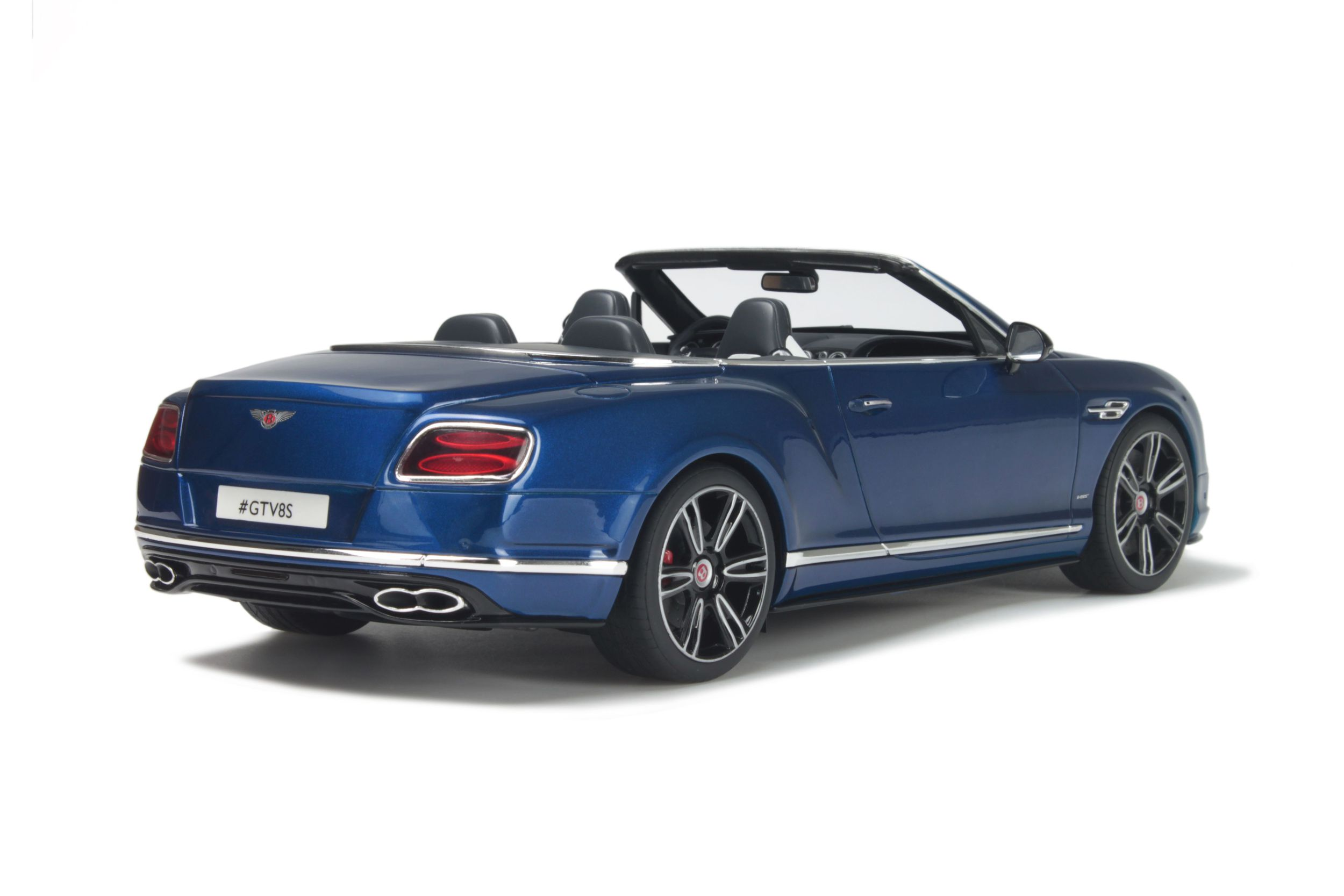 Bentley Continental Gt V8 >> Bentley Continental GT V8 S Cabriolet - Voiture miniature
