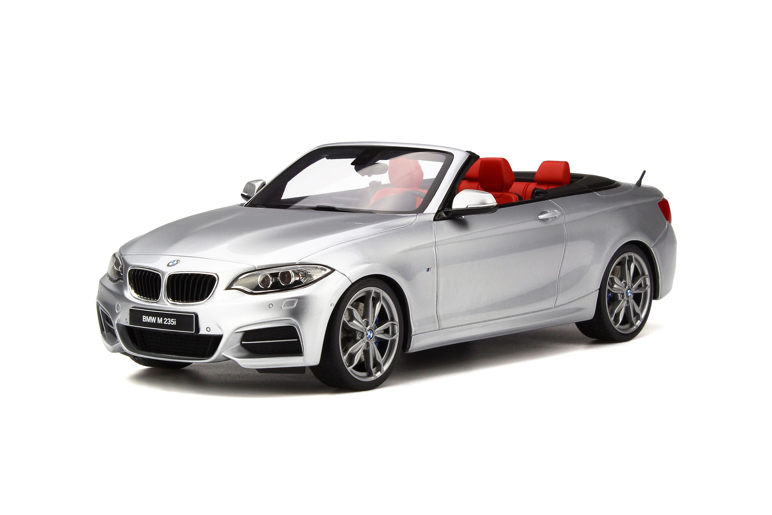 bmw m235i cabrio model car collection gt spirit. Black Bedroom Furniture Sets. Home Design Ideas