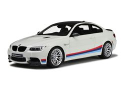 BMW M3 E92 (M Stripes)