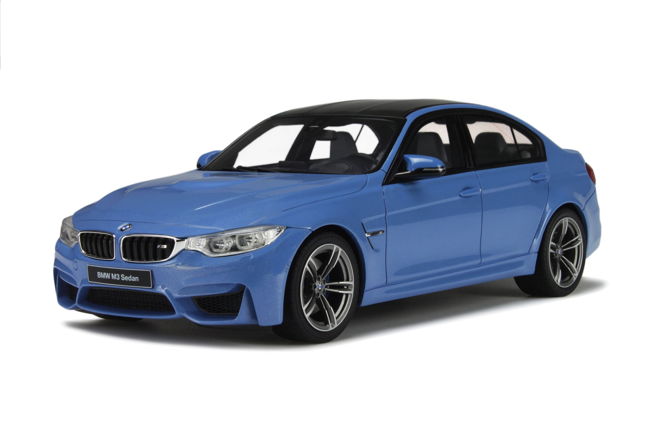 bmw m3 sedan (f80) - model car collection | gt spirit