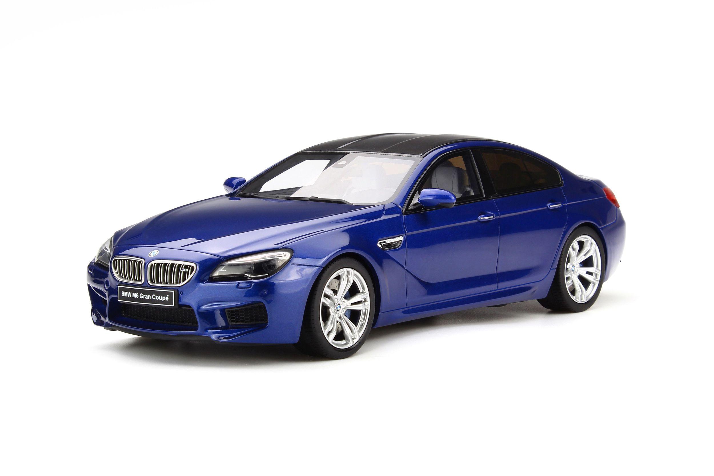 BMW M6 GRAN COUPE - Model car collection   GT SPIRIT