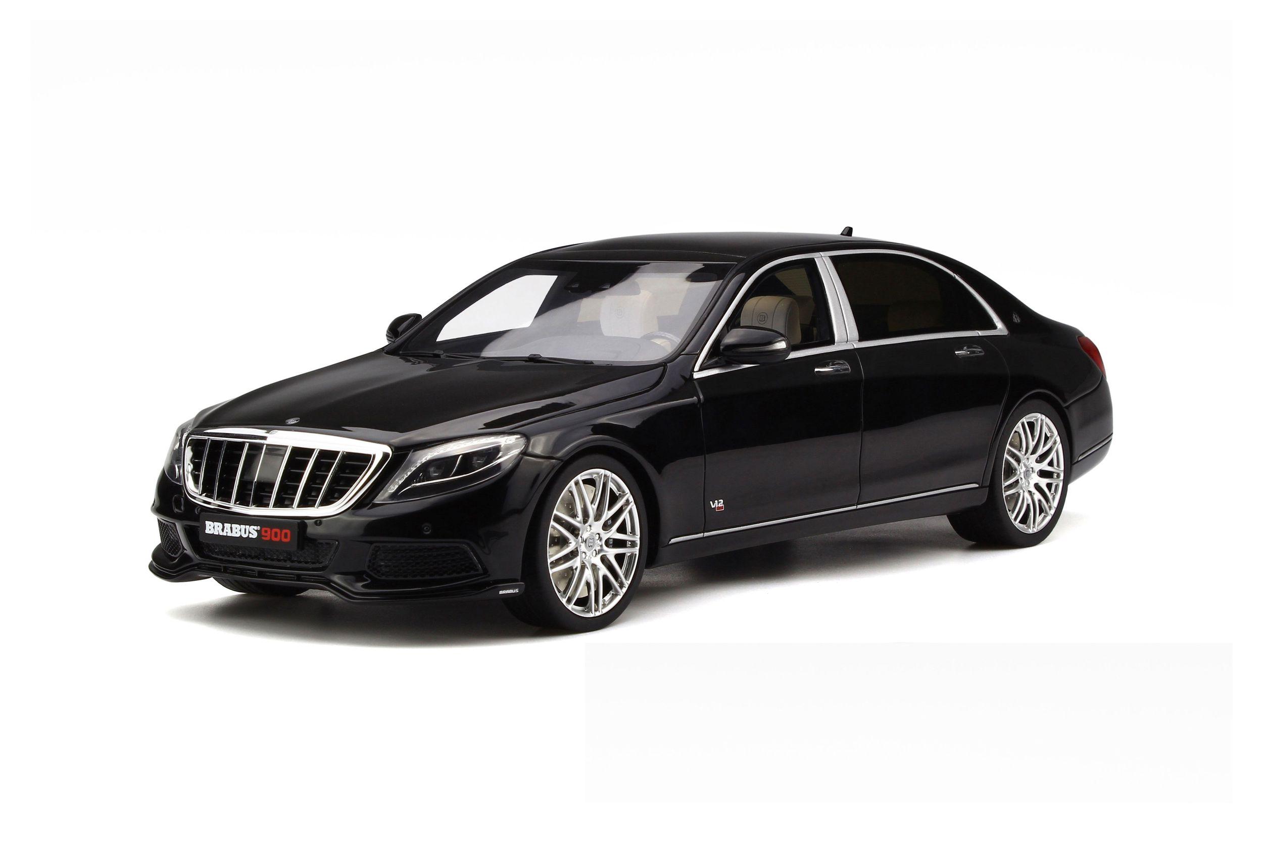 brabus-maybach 900 - model car collection | gt spirit
