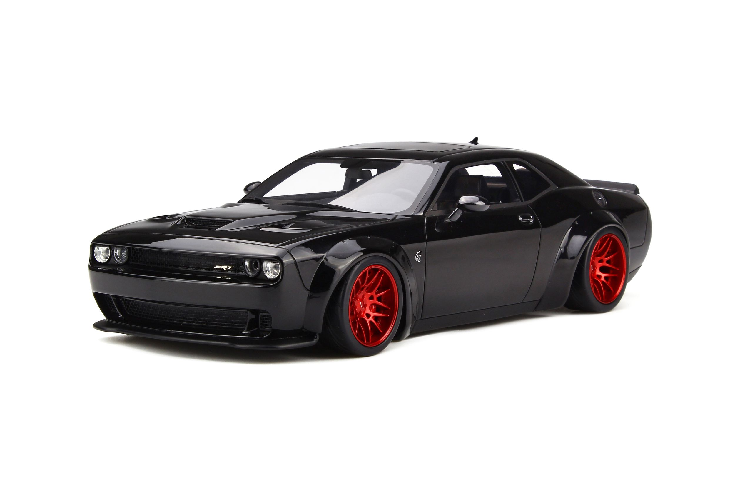 Dodge Challenger Srt Tuned By Lb Performance Model Car Collection