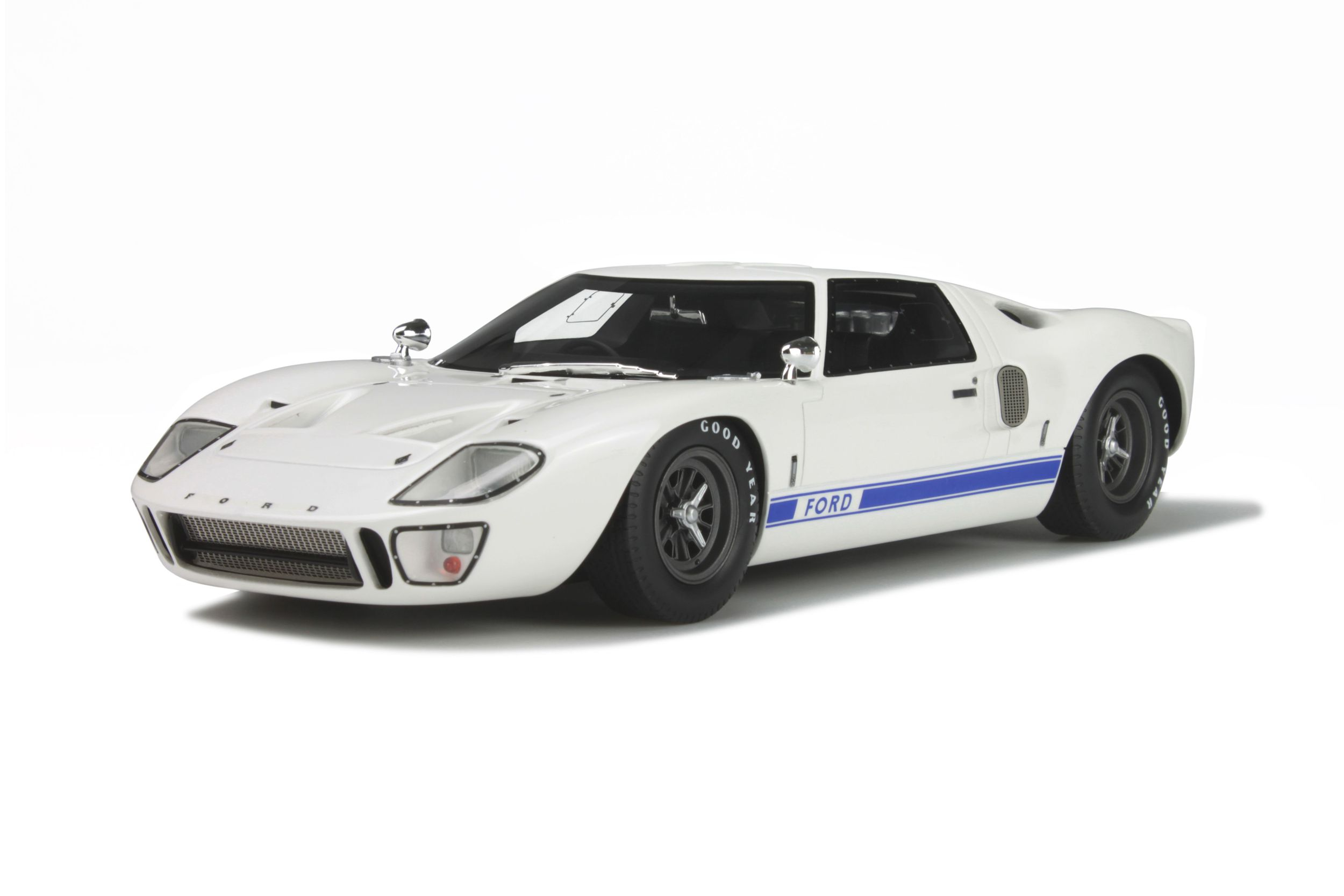 Ford GT40 MKI - Model car collection | GT SPIRIT