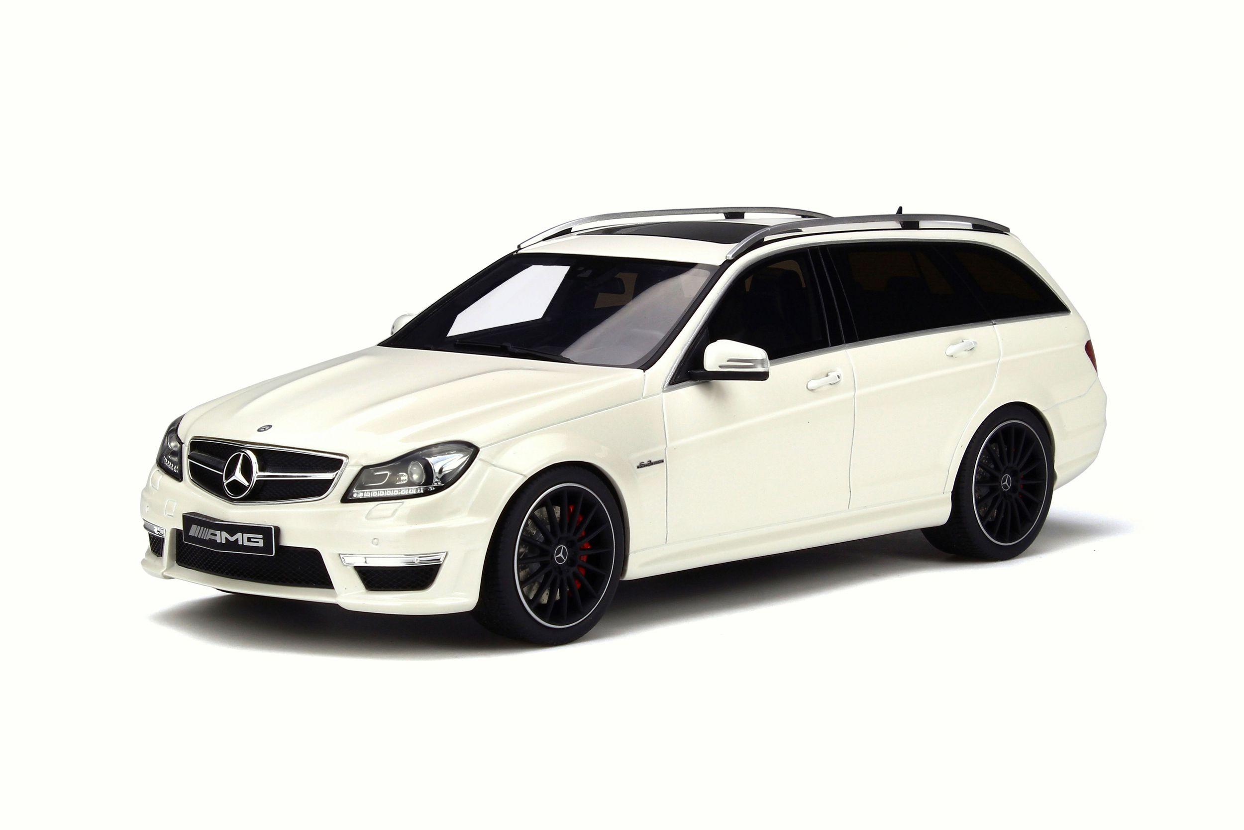 Mercedes Benz C63 AMG T Modell