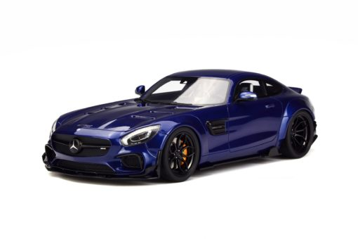 AMG GT modified by Prior Design