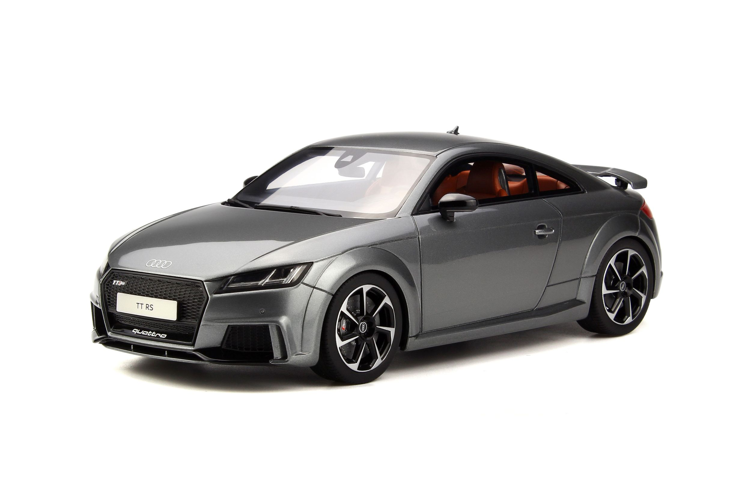 Audi Tt Rs 2016 Model Car Collection Gt Spirit