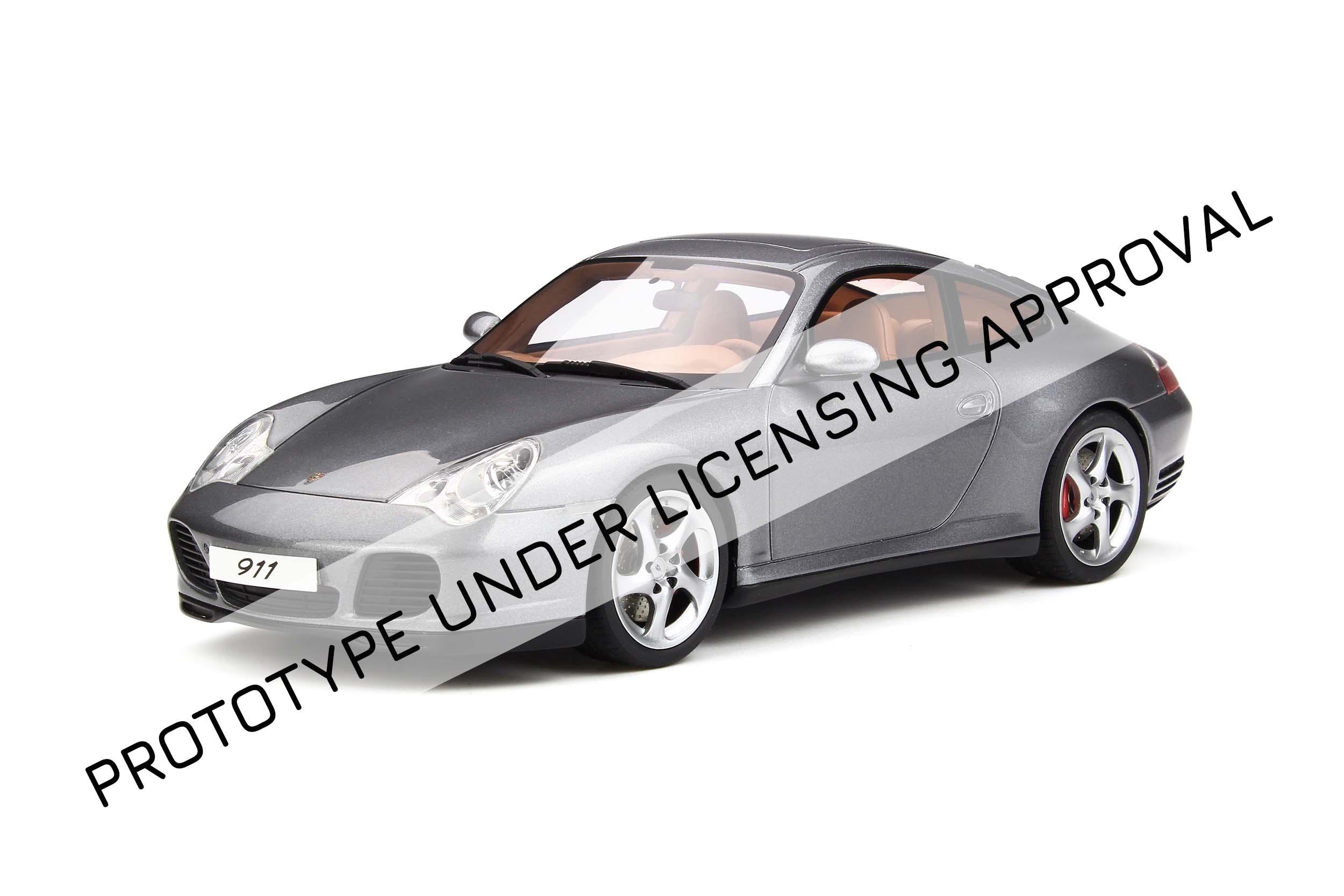 Porsche 911 996 Carrera 4s Model Car Collection Gt Spirit