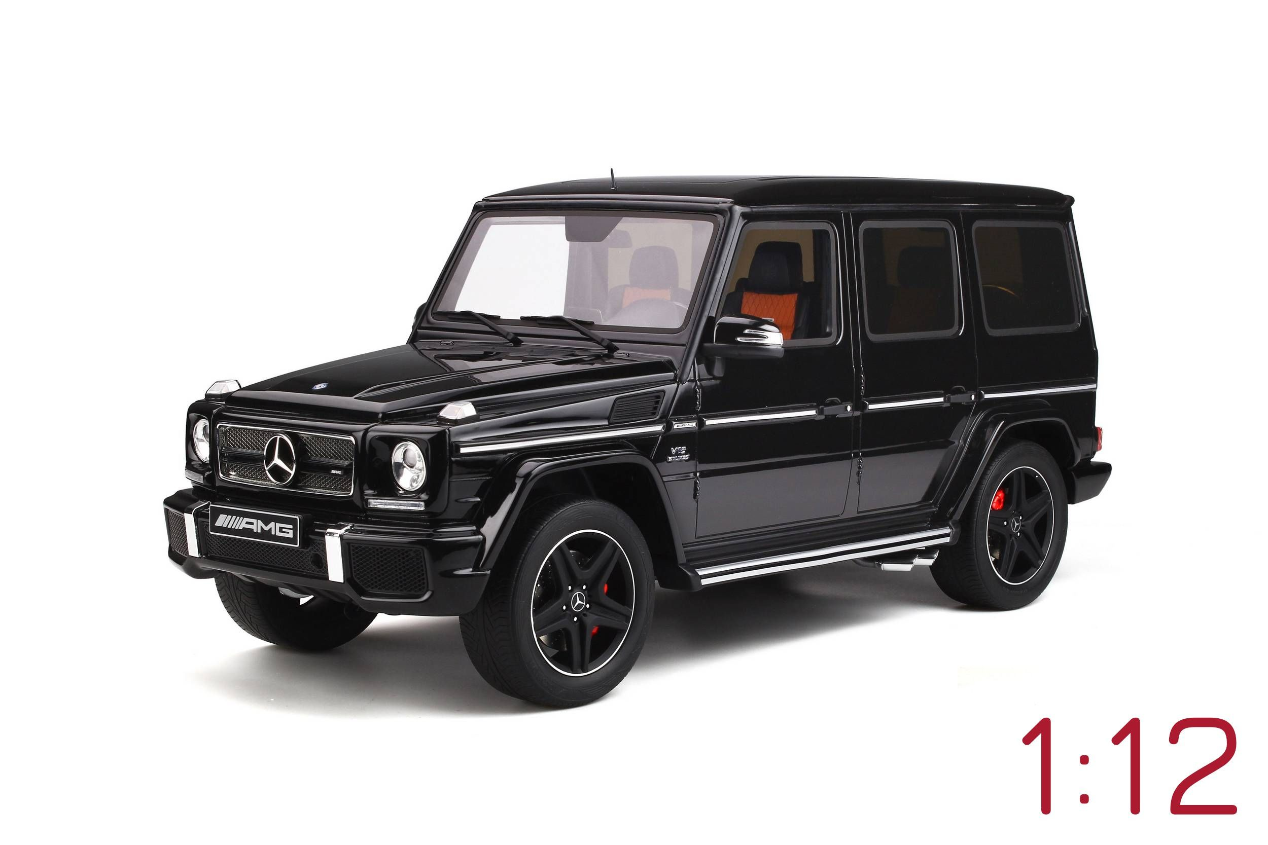 Exceptional Mercedes Benz G65 AMG