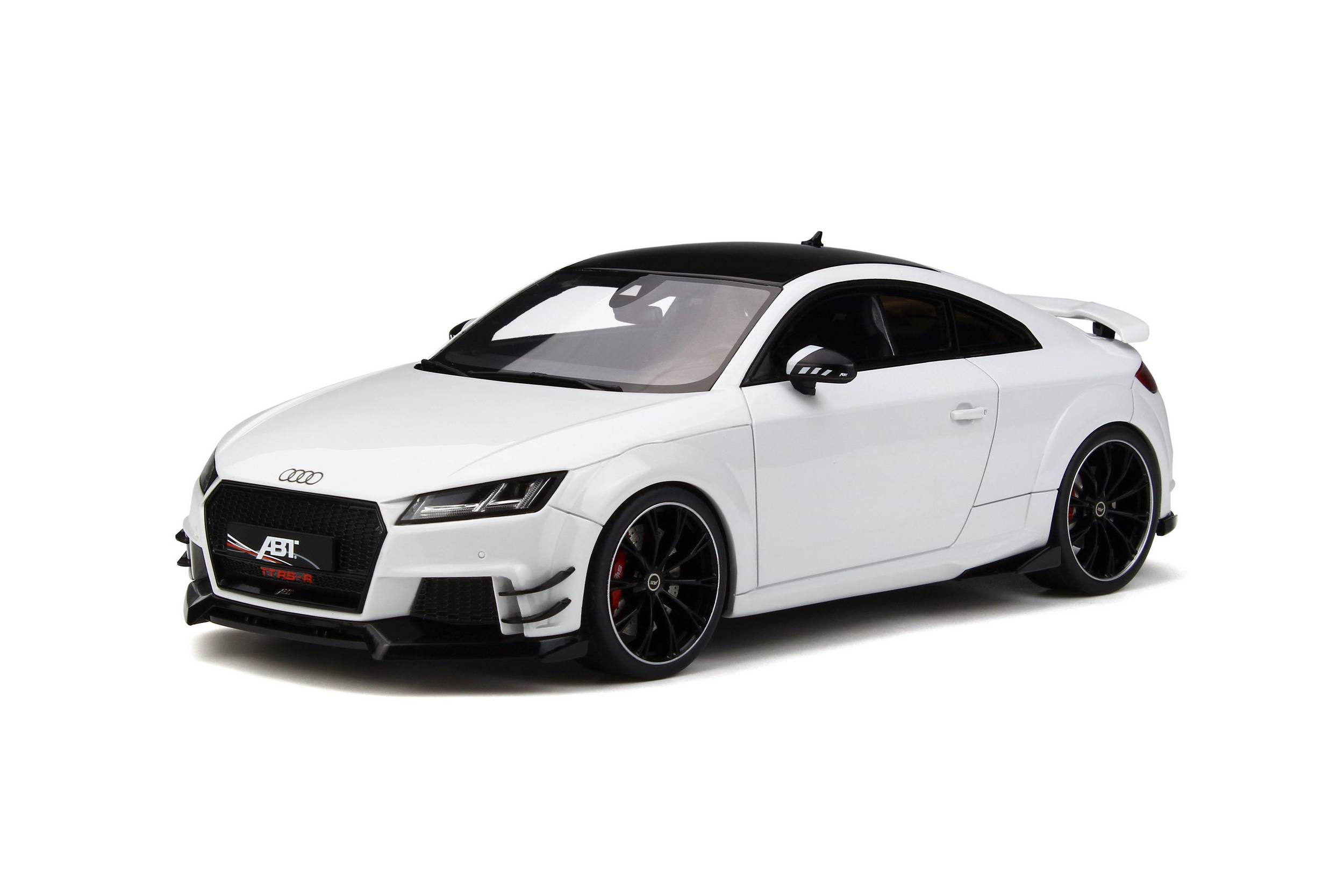 audi abt tt rs r model car collection gt spirit. Black Bedroom Furniture Sets. Home Design Ideas
