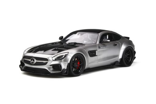 AMG GT modified by Priory Design