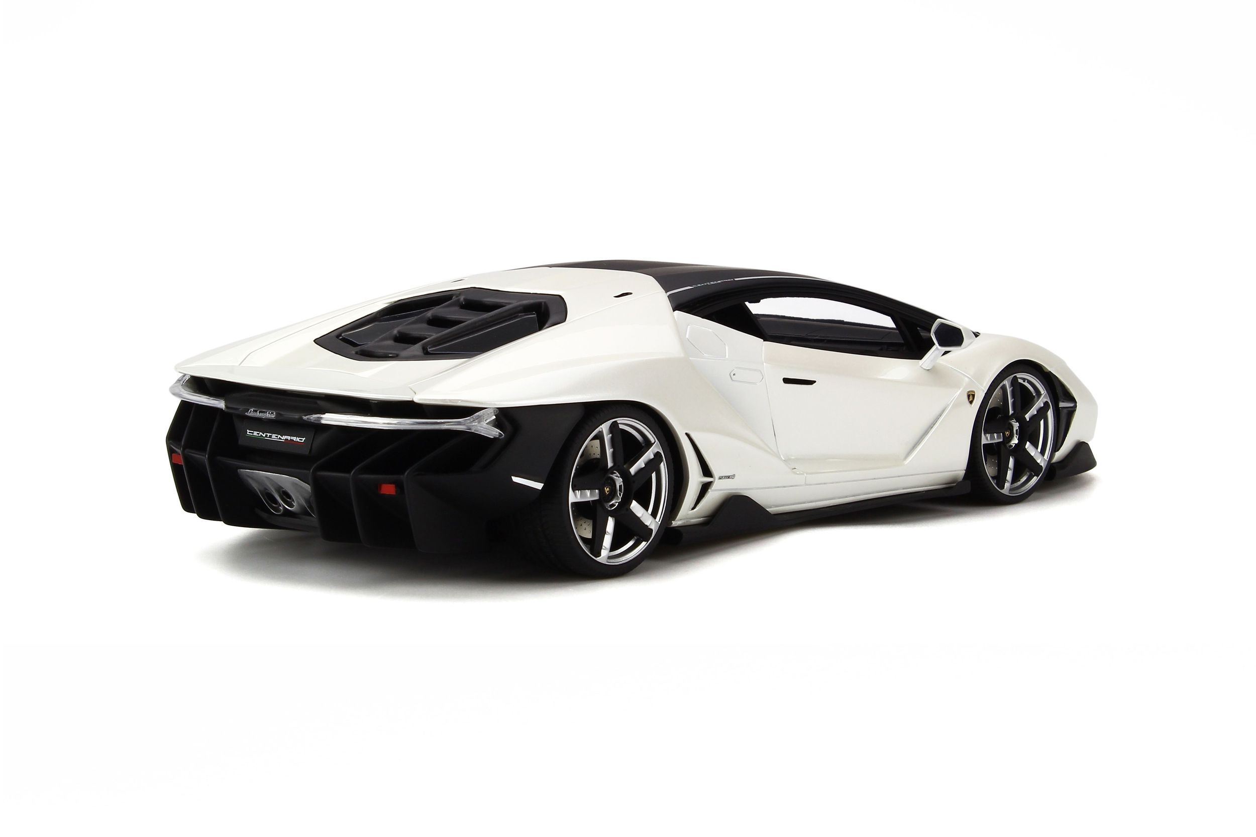 Lamborghini Centenario Model Car Collection Gt Spirit