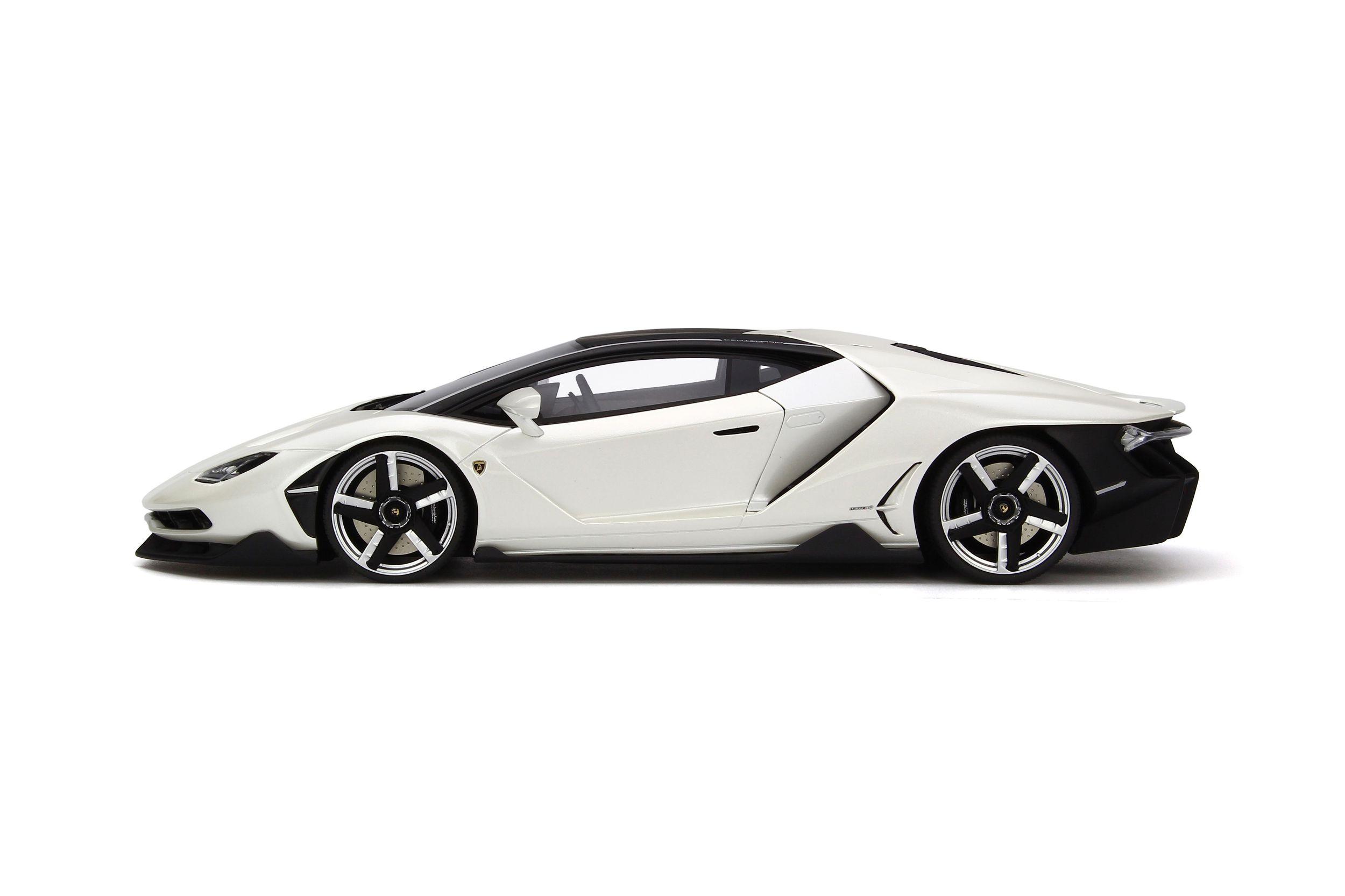 1:18 GT Spirit LAMBORGHINI CENTENARIO 2016 whitemetallic