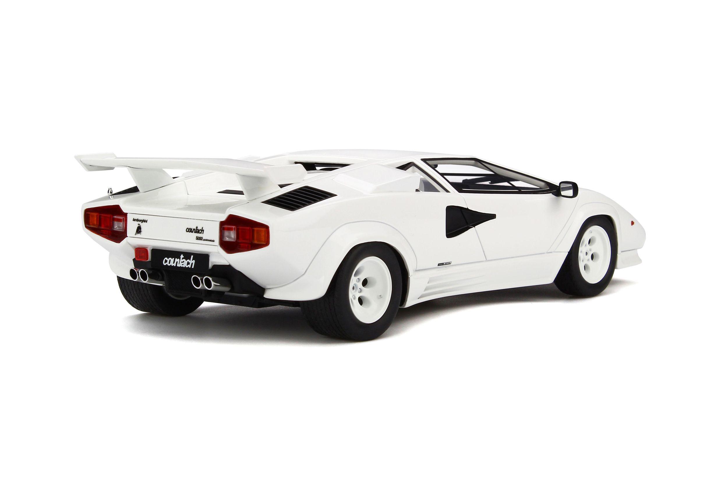 Lamborghini Countach Lp 5000 Qv Model Car Collection Gt Spirit