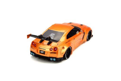 LB Nissan GTR R35