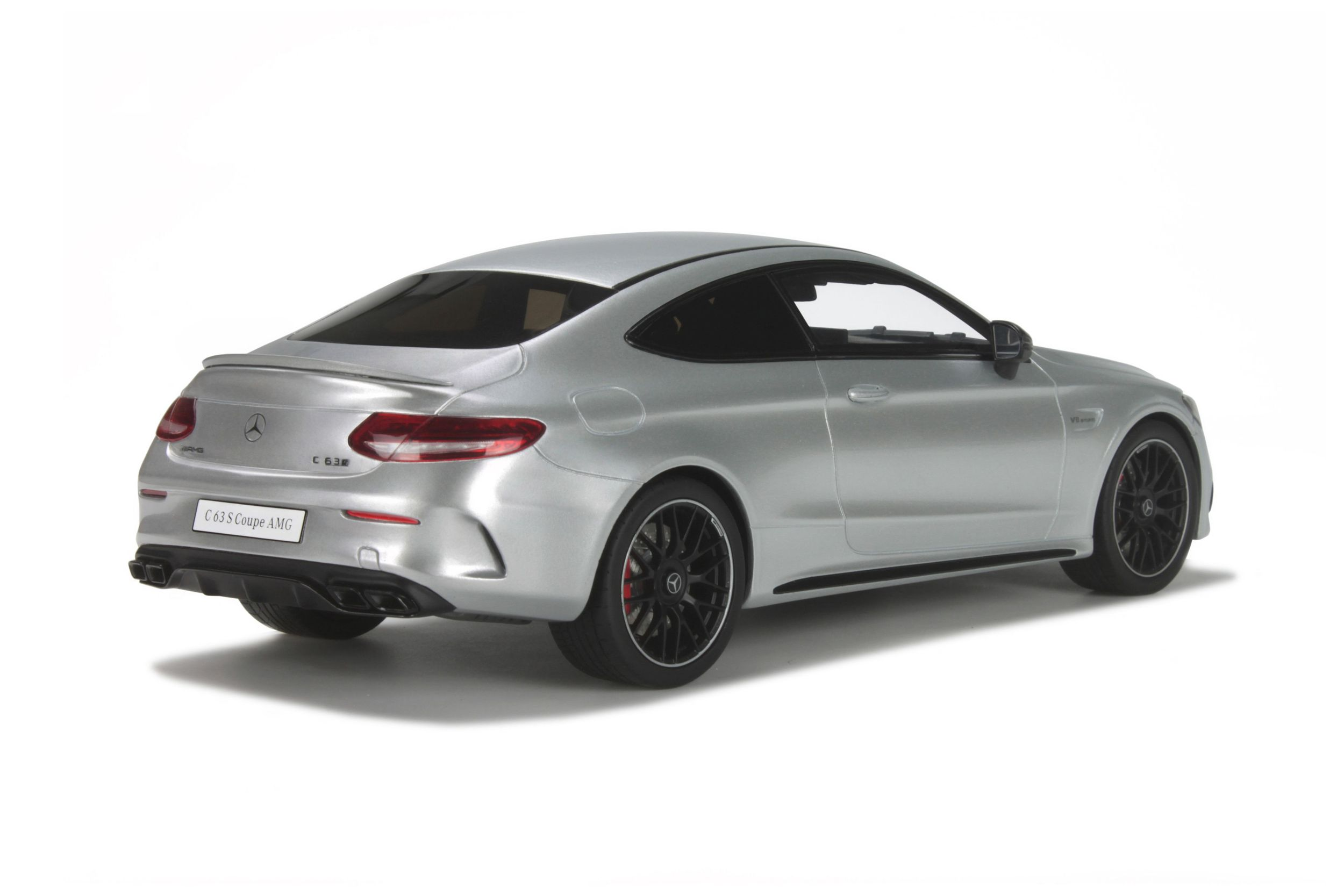 Mercedes-AMG C 63 S Coupé - Model car collection | GT SPIRIT