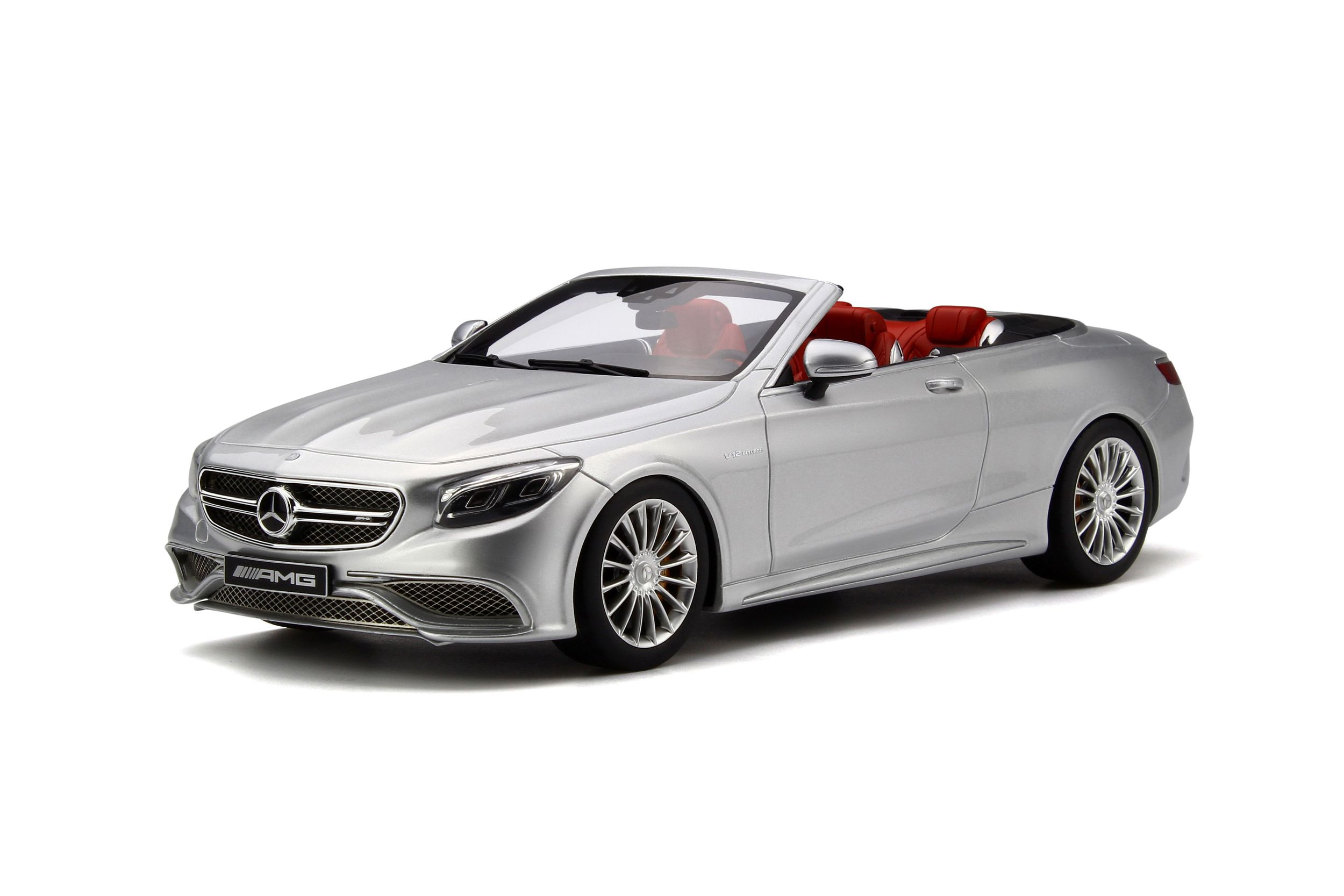 Mercedes Amg S 65 Convertible