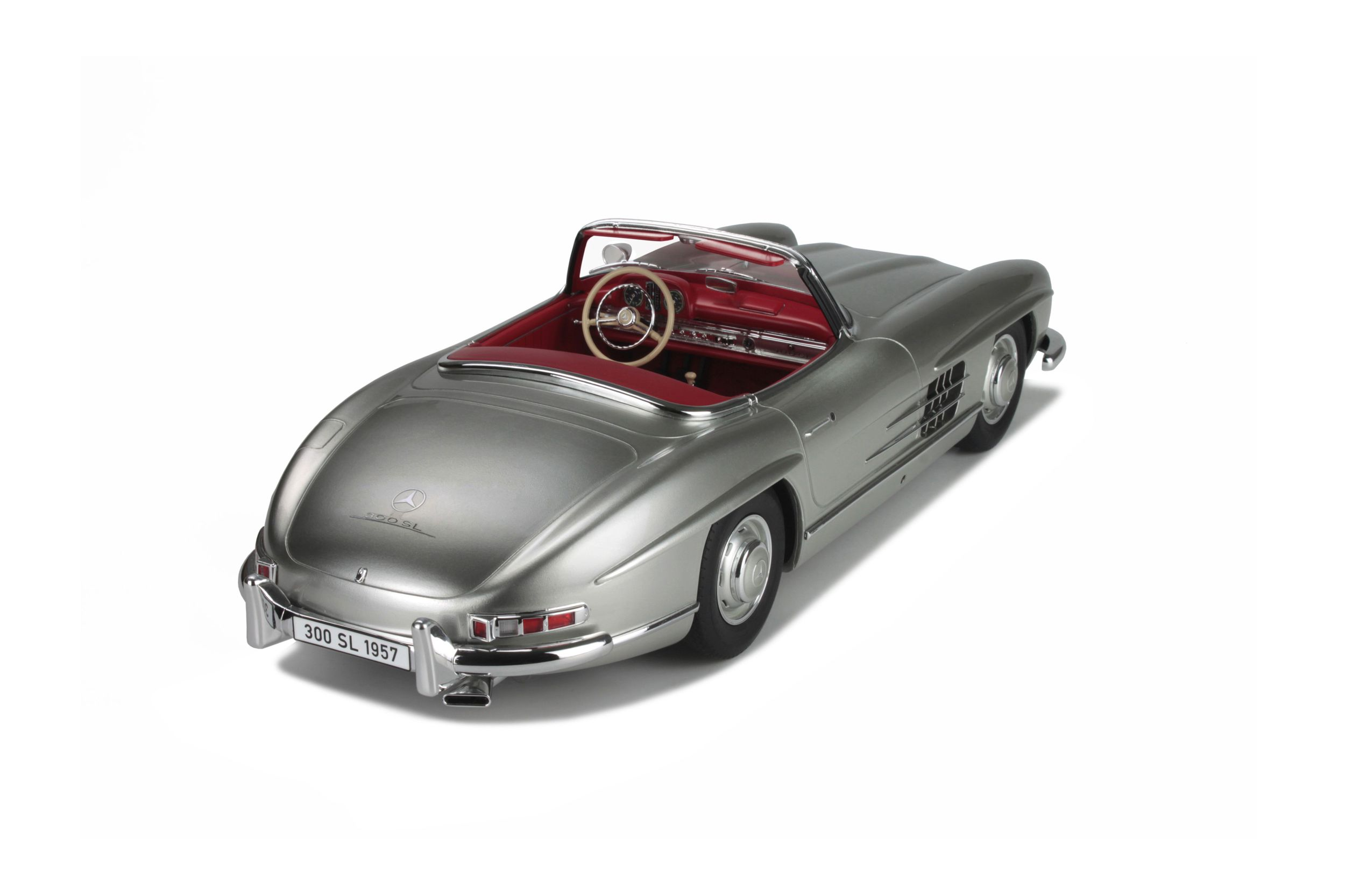 mercedes benz 300 sl roadster voiture miniature de collection gt spirit. Black Bedroom Furniture Sets. Home Design Ideas