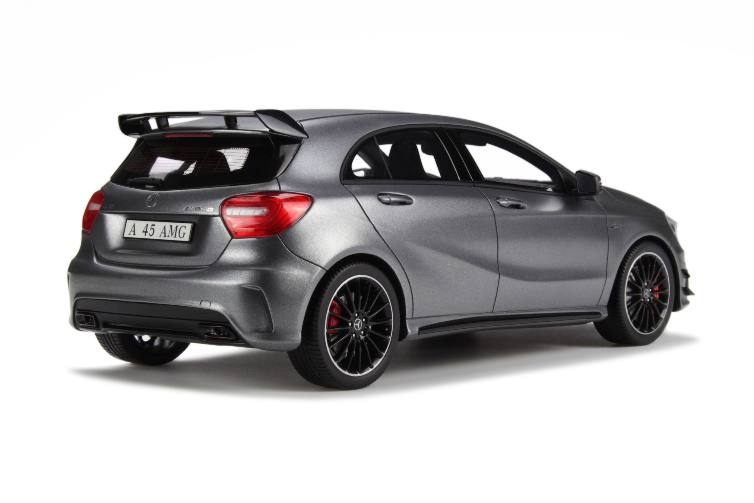 mercedes benz a45 amg model car collection gt spirit. Black Bedroom Furniture Sets. Home Design Ideas