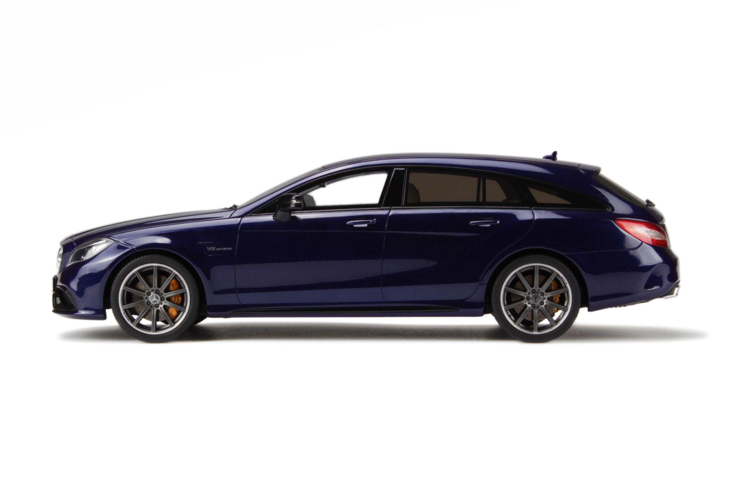 C63 Amg Black Series >> Mercedes-Benz CLS 63 AMG Shooting Brake - Model car ...