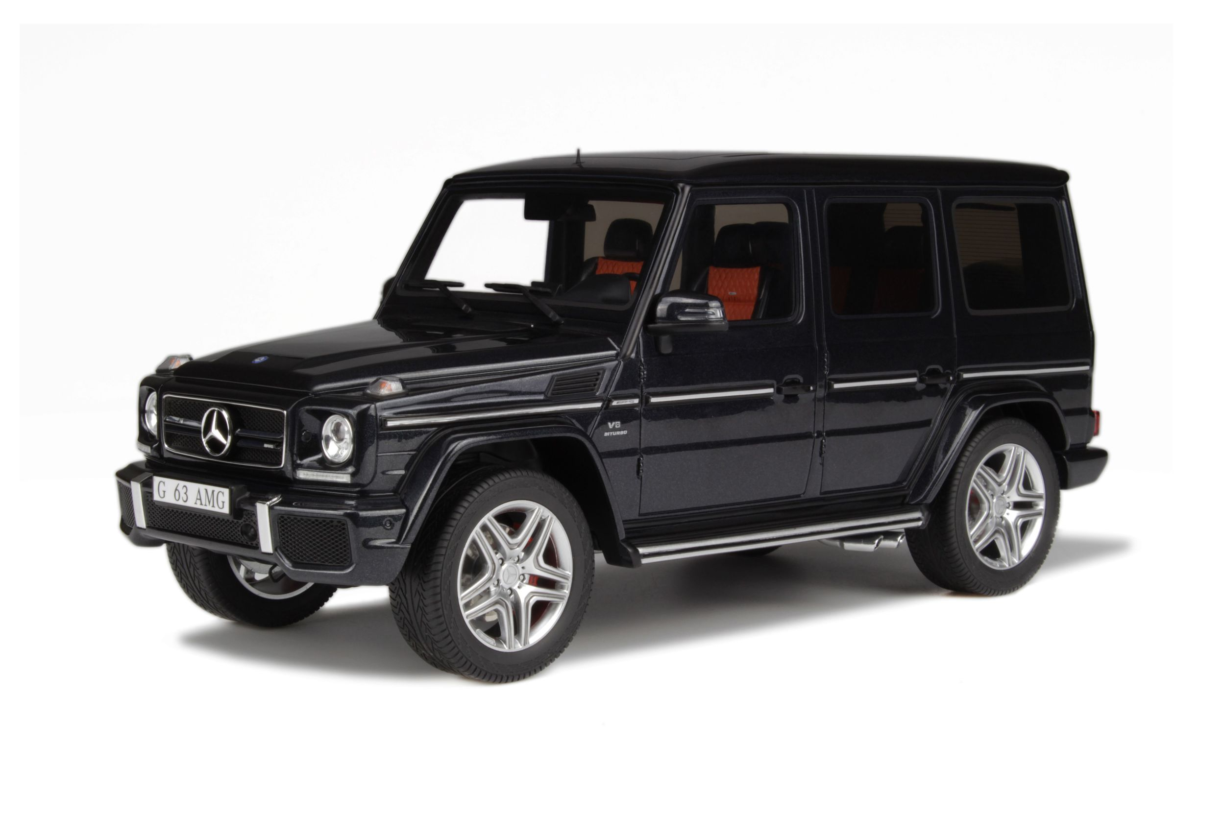 mercedes benz g63 amg voiture miniature de collection gt spirit. Black Bedroom Furniture Sets. Home Design Ideas