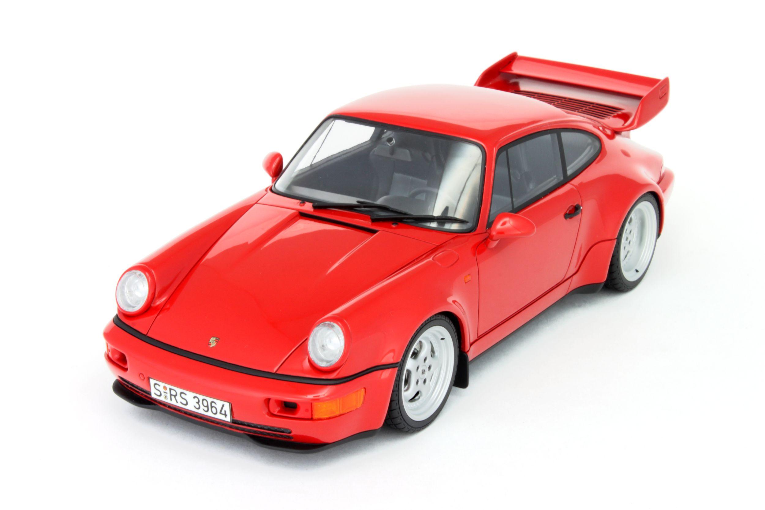 porsche 911 964 carrera rs 3 8 voiture miniature de. Black Bedroom Furniture Sets. Home Design Ideas
