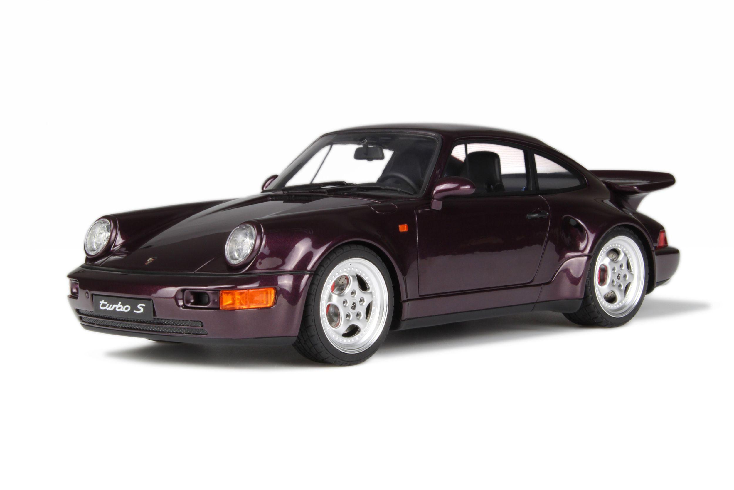 Porsche 911 (964) Turbo S Leichtbau