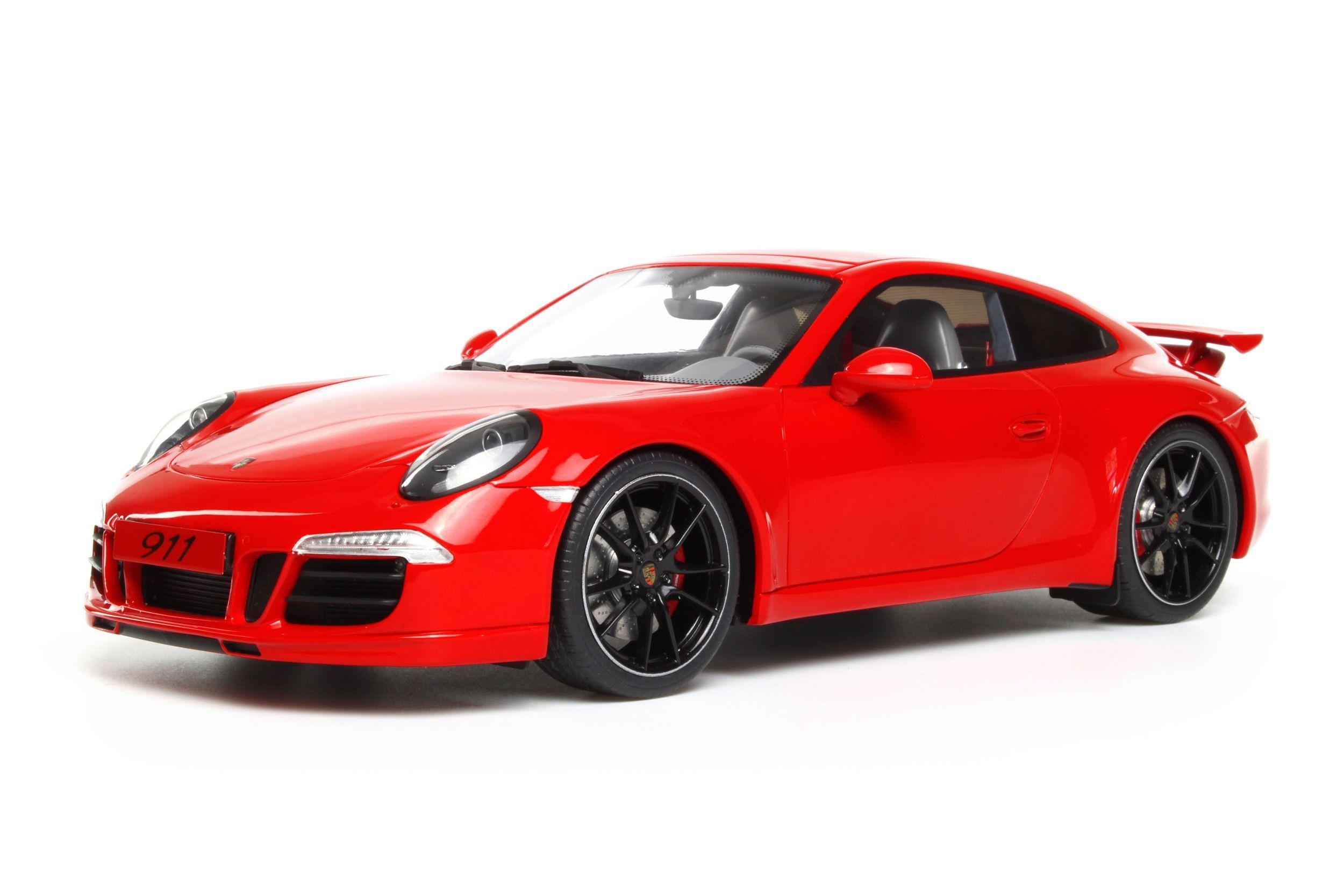Porsche 911 (991) Carrera S Aerokit Cup