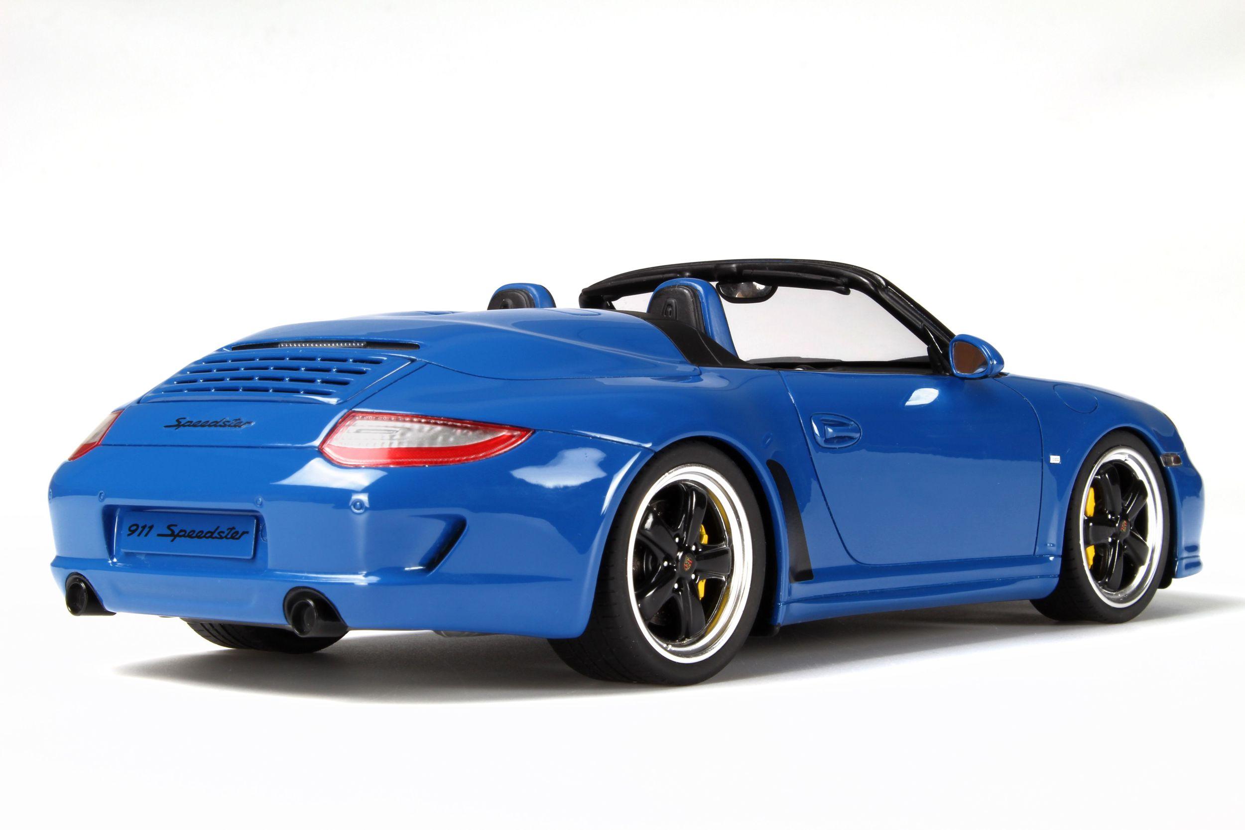 porsche 911 997 speedster model car collection gt spirit. Black Bedroom Furniture Sets. Home Design Ideas