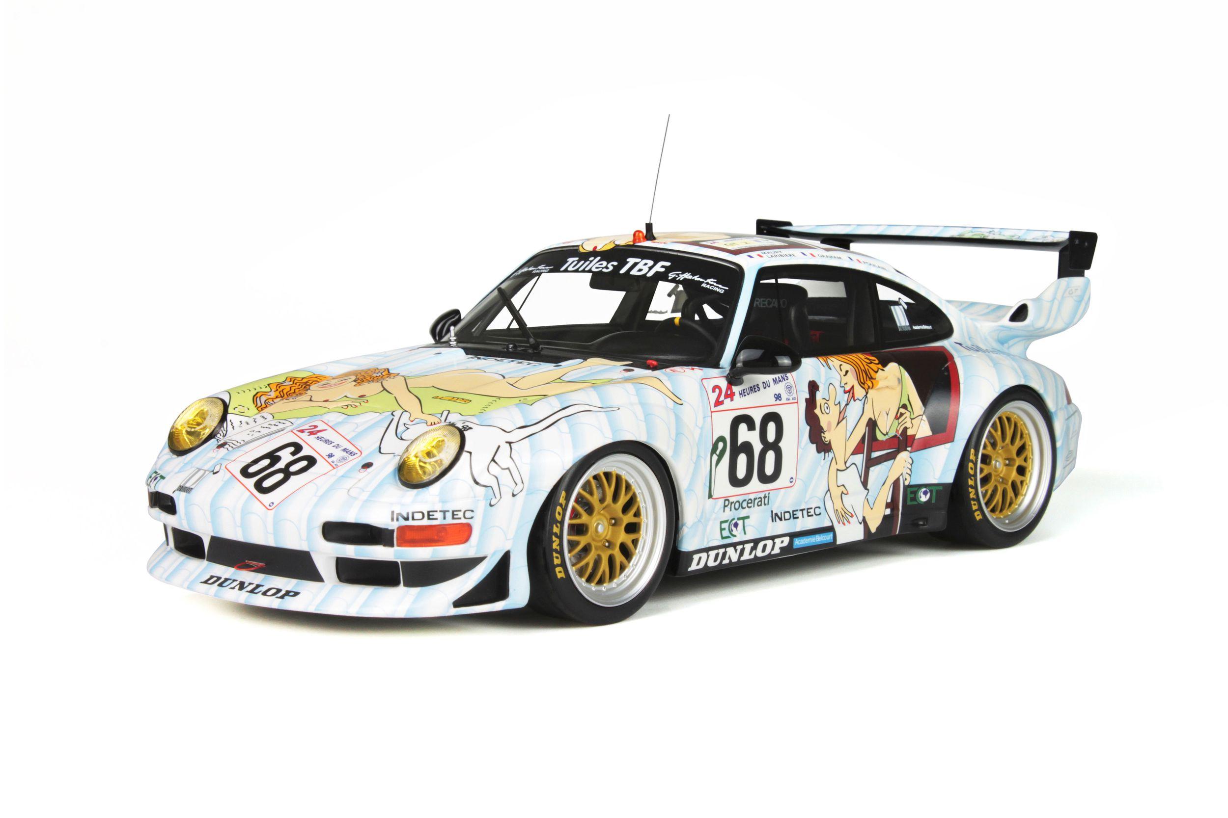 Porsche 911 GT2 Le Mans - Model car collection   GT SPIRIT