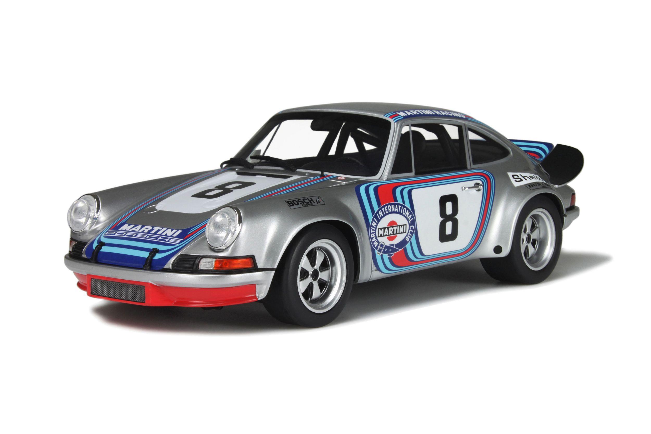 Porsche 911 RSR Targa Florio 1973
