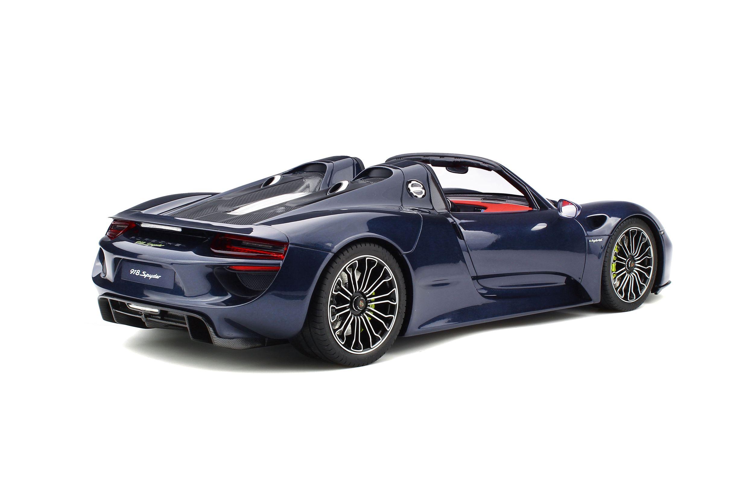 Porsche 918 Spyder Gt Spirit