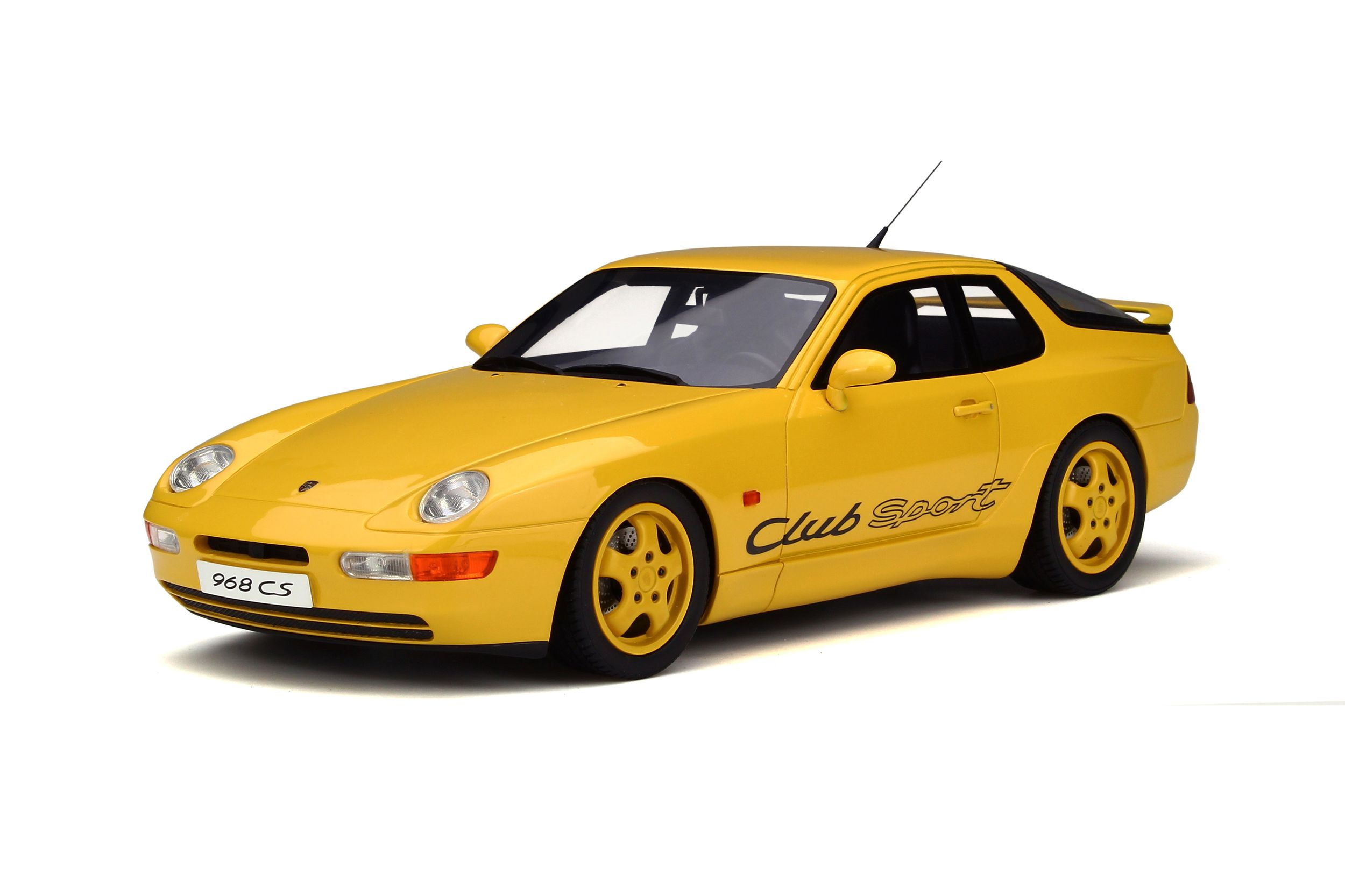 Porsche 968 Club Sport Model Car Collection Gt Spirit
