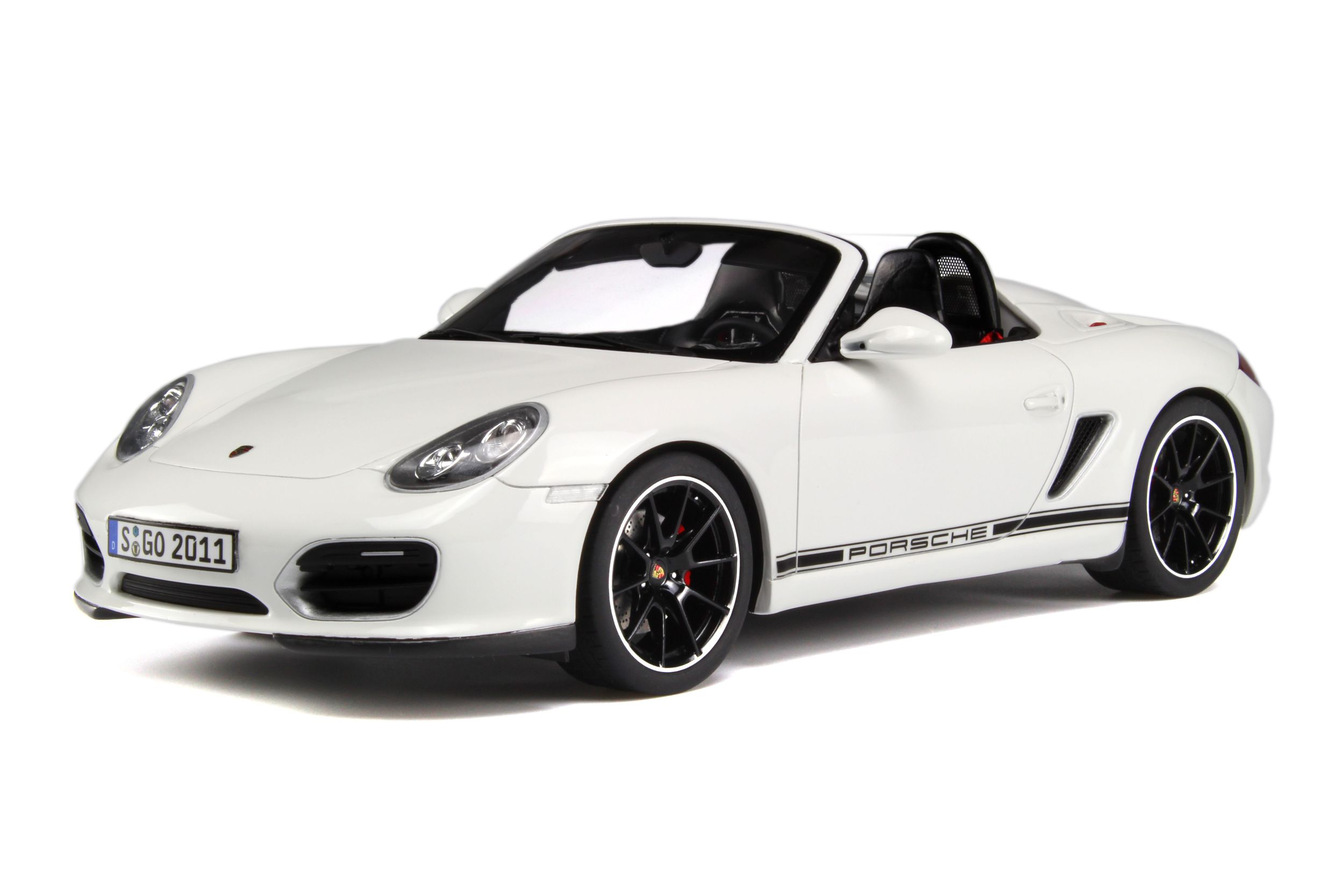 porsche boxster 987 spyder model car collection gt. Black Bedroom Furniture Sets. Home Design Ideas