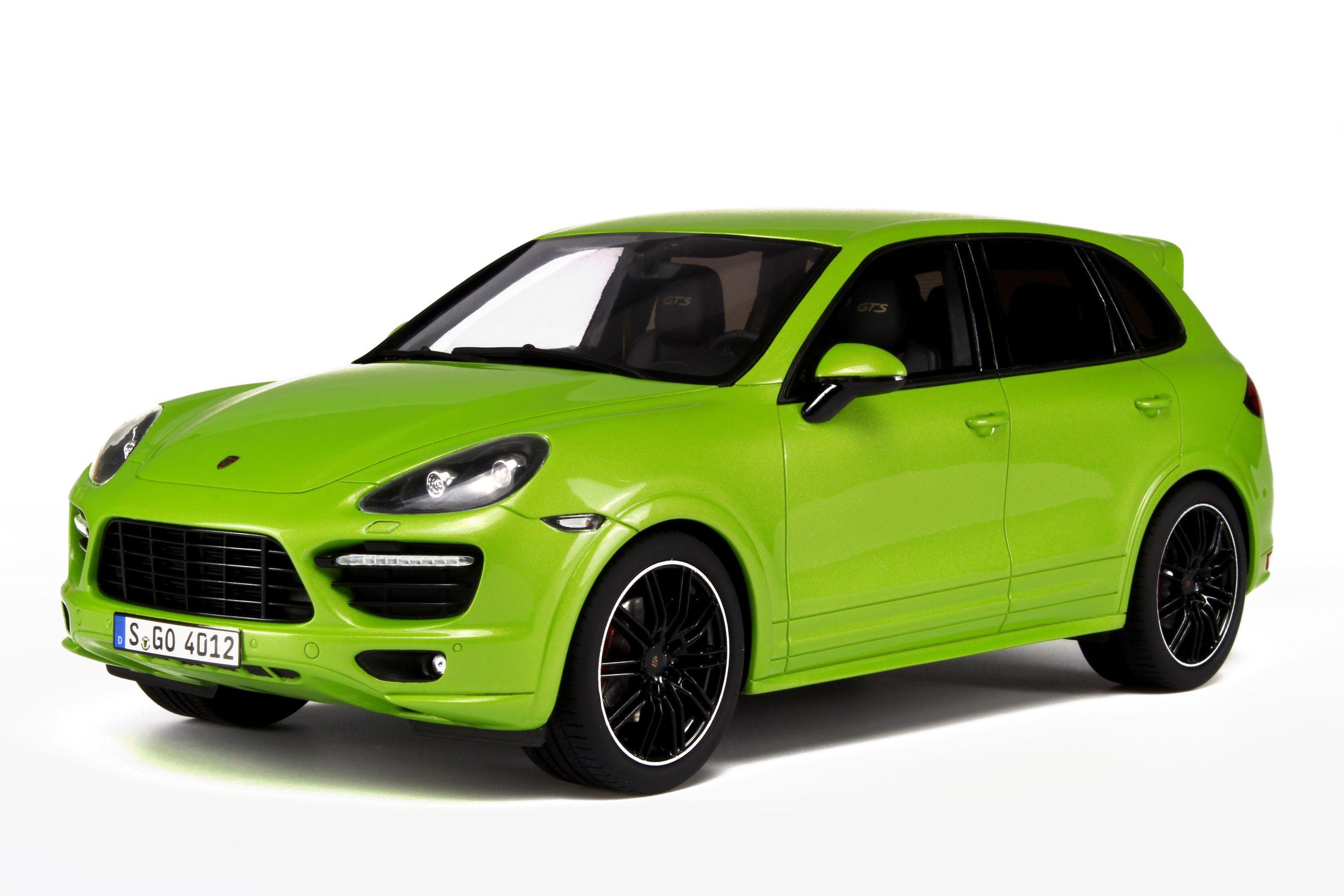 Porsche Cayenne Gts Model Car Collection Gt Spirit