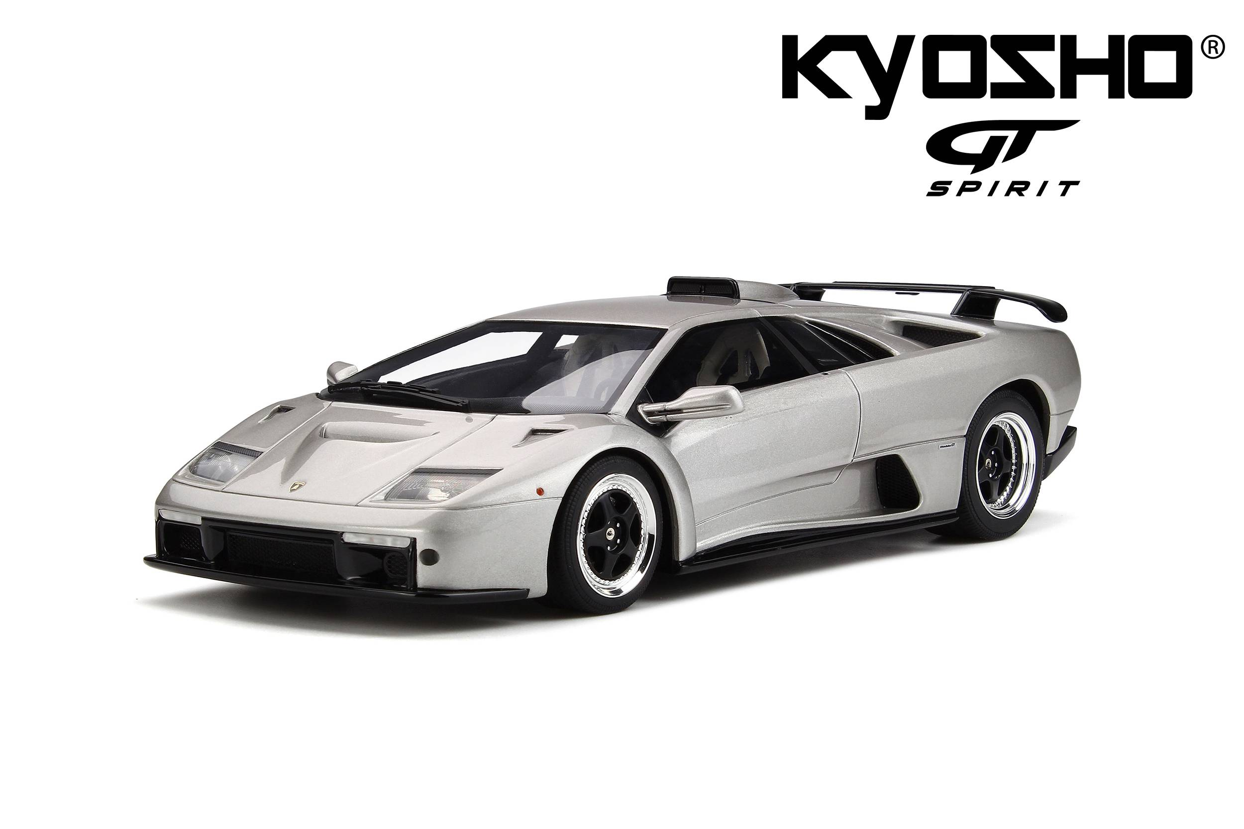 Lamborghini Diablo Gt Model Car Collection Gt Spirit