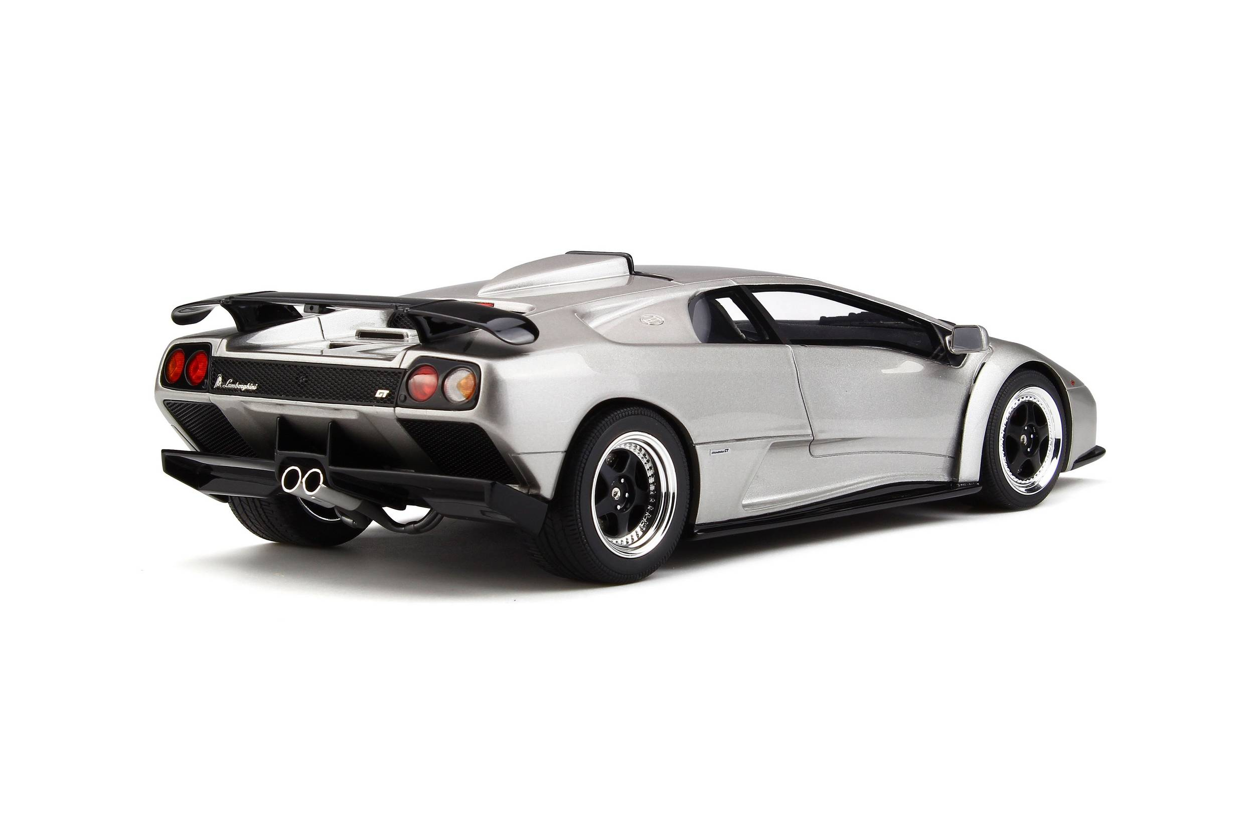 Lamborghini Diablo Gt Model Car Collection Gt Spirit