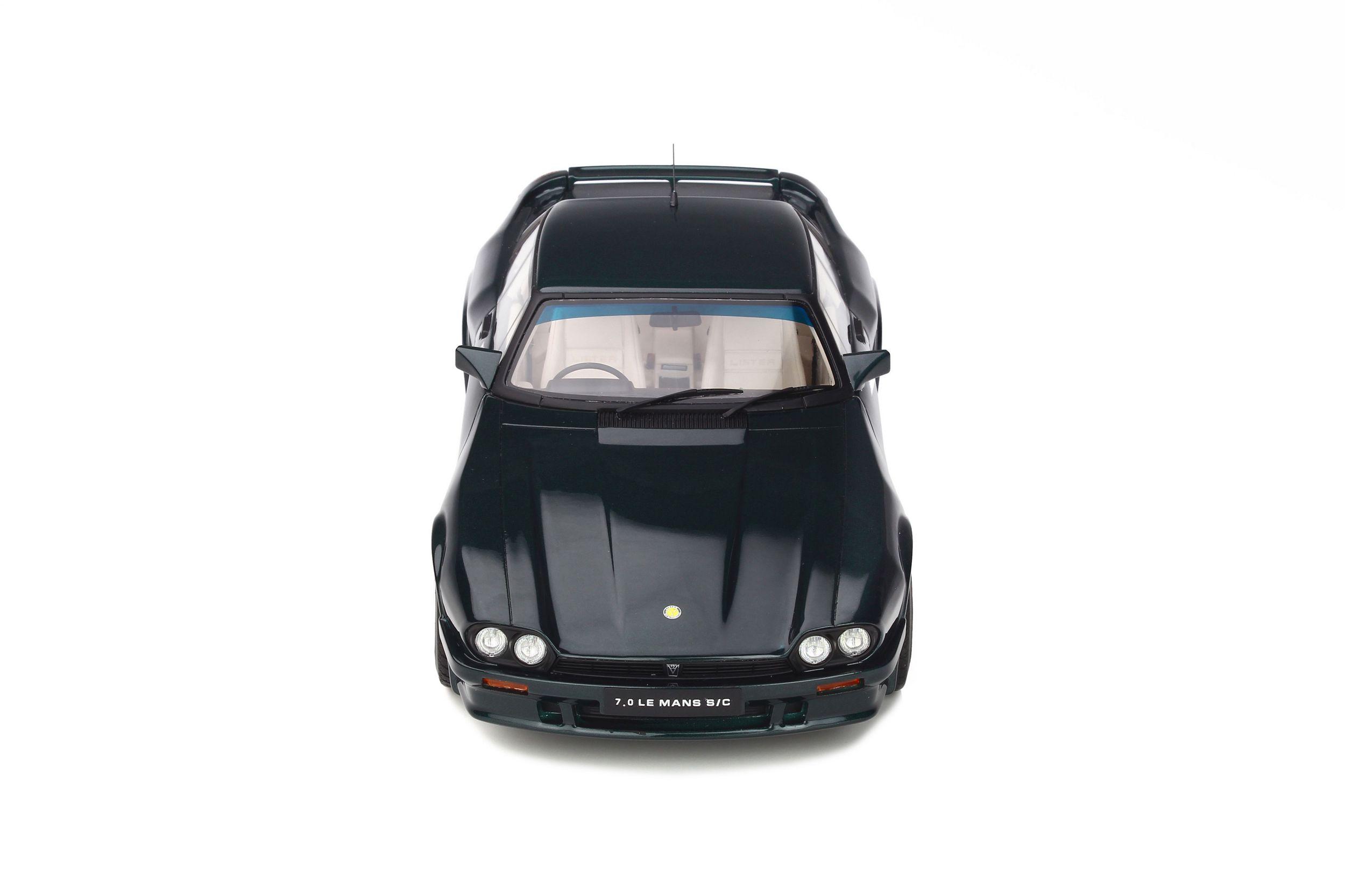 Lister 7.0 Le Mans SC GT217 1:18 GT Spirit
