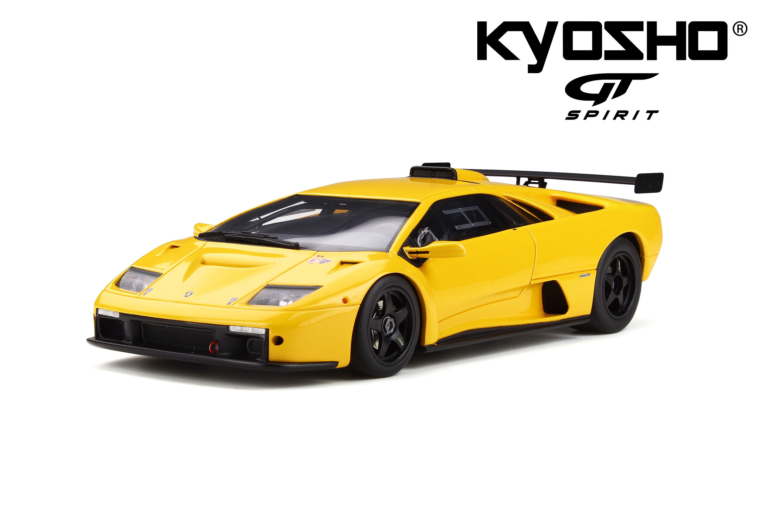 Lamborghini Diablo Gt R Model Car Collection Gt Spirit