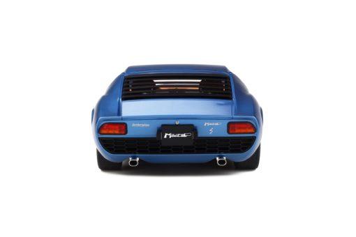 GTS12501BL - Lamborghini Miura P400S