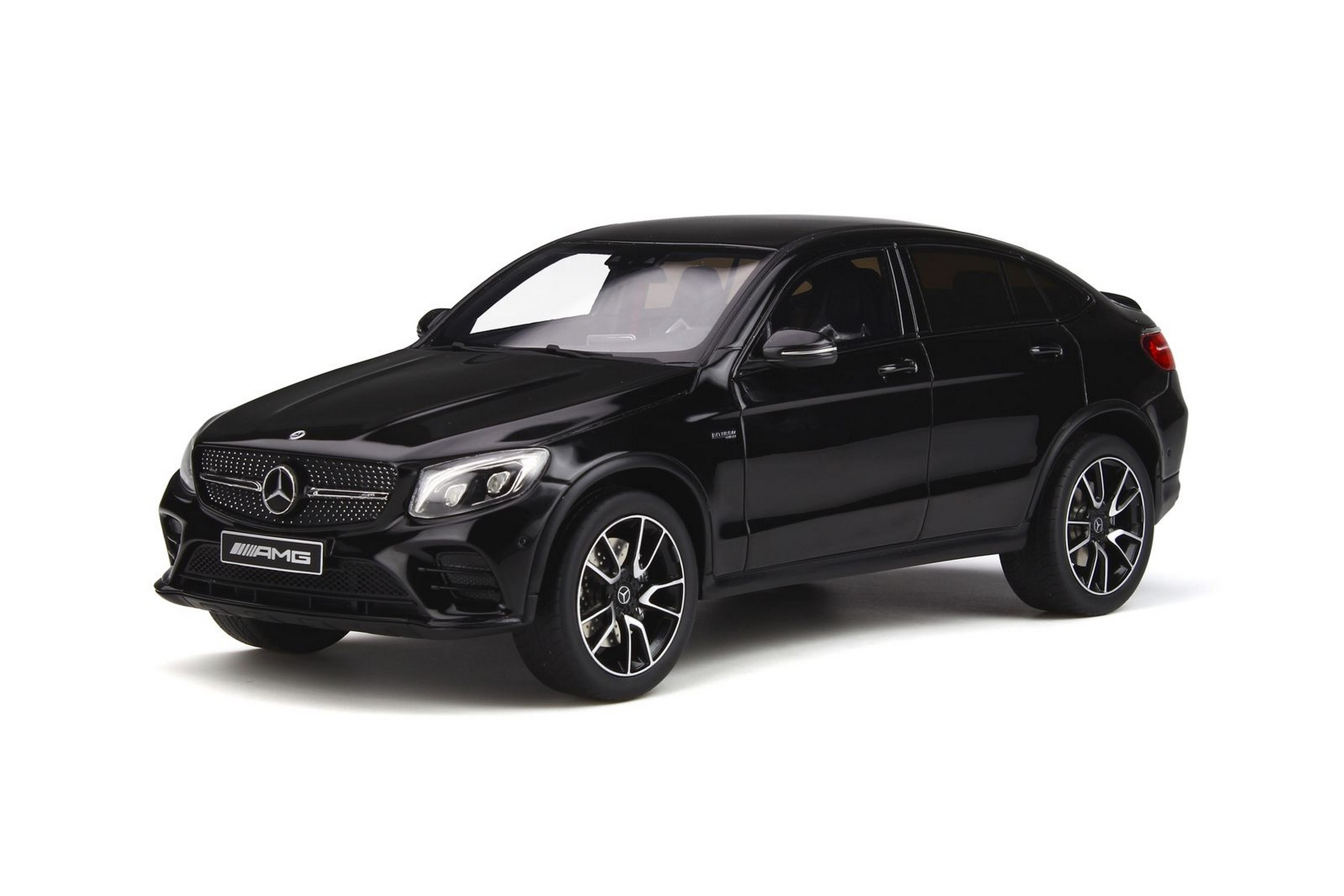mercedes amg glc 43 coup 2019 model car collection gt. Black Bedroom Furniture Sets. Home Design Ideas
