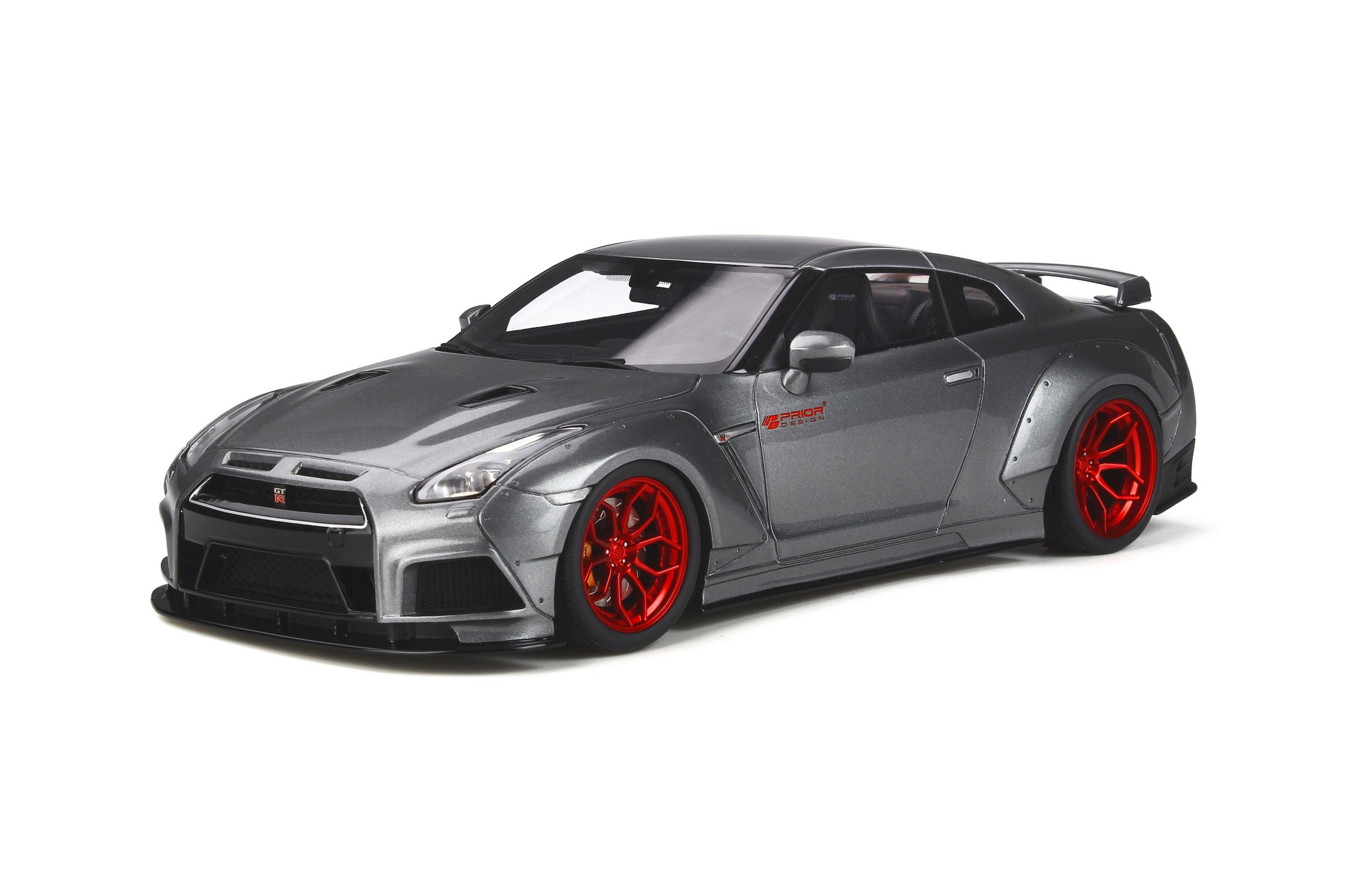 Nissan Gt R R35 Modified By Prior Design Model Car